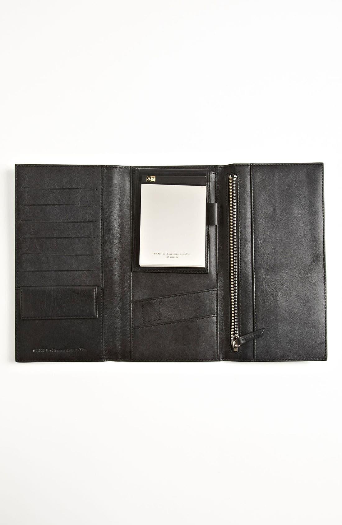 Alternate Image 2  - WANT Les Essentiels de la Vie 'Manley' Tri-Fold Wallet