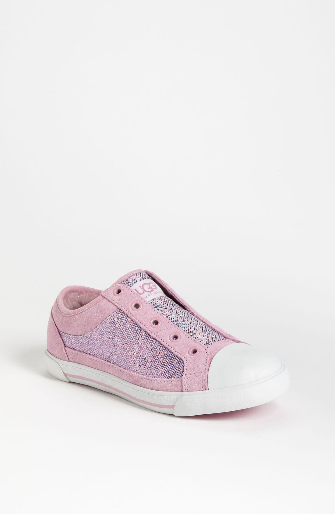 Alternate Image 1 Selected - UGG® Australia 'Laela' Sneaker (Toddler, Little Kid & Big Kid)