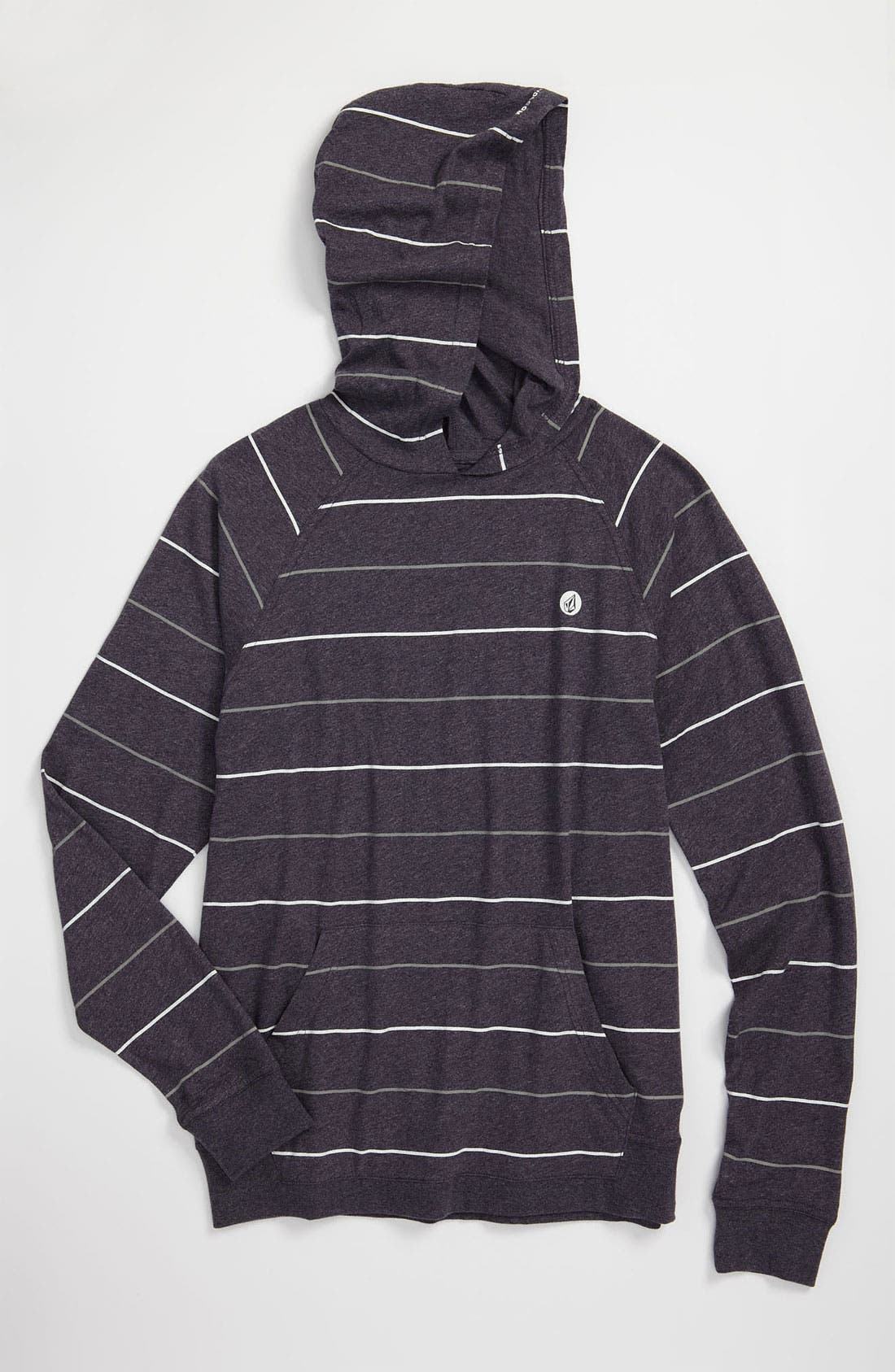 Alternate Image 1 Selected - Volcom Marled Hoodie (Big Boys)