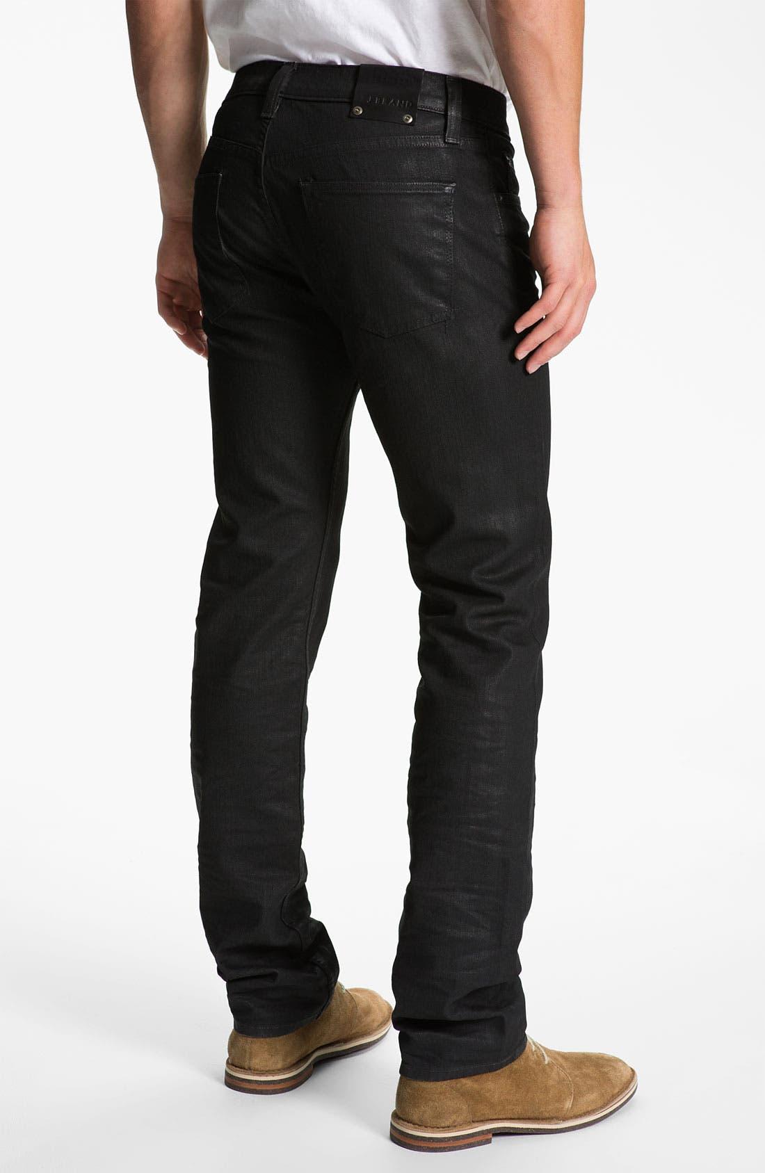 Alternate Image 1 Selected - J Brand 'Kane' Slim Fit Jeans (Underground)