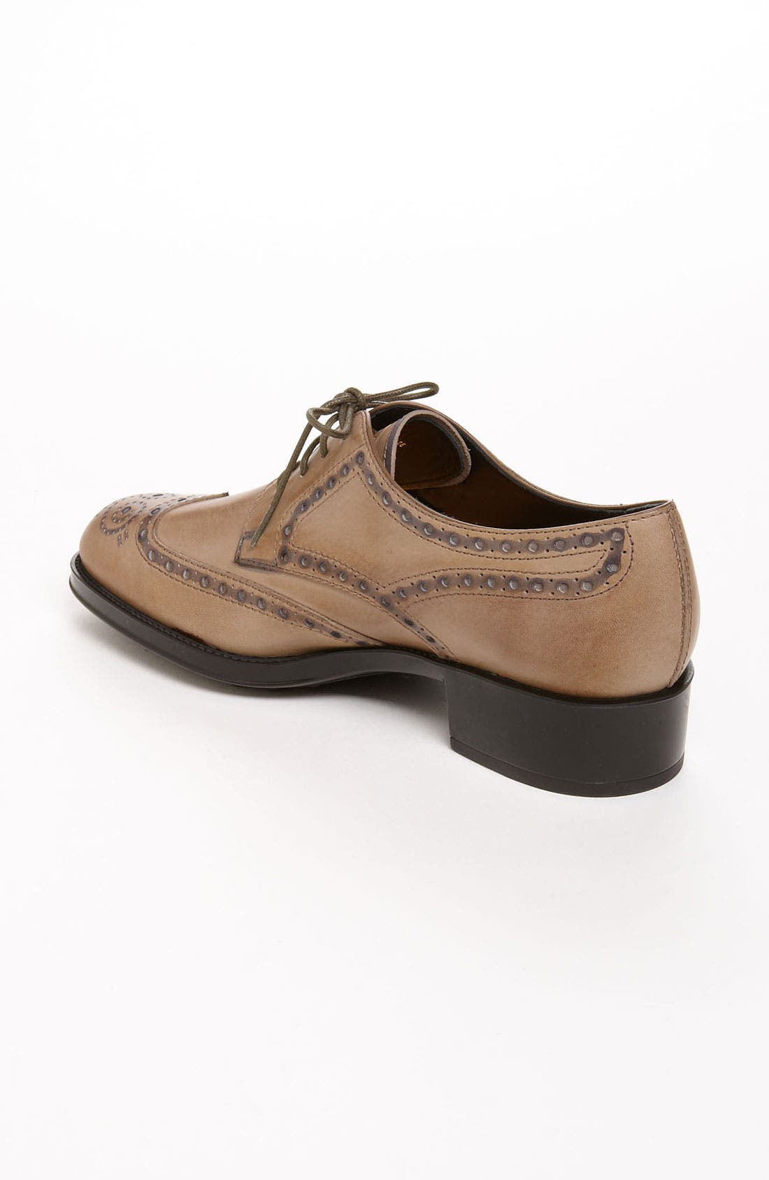 Alternate Image 2  - Tod's 'Buccatore' Lace-Up Oxford