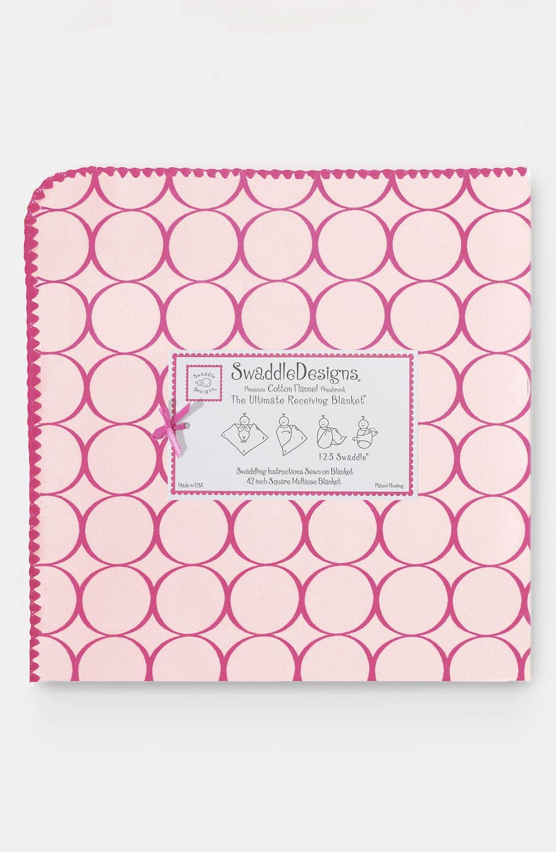 Alternate Image 1 Selected - Swaddle Designs 'Ultimate' Receiving Blanket
