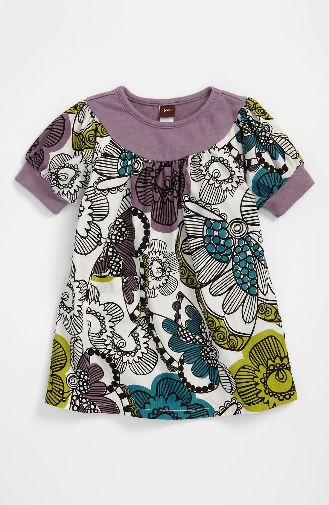 Alternate Image 1 Selected - Tea Collection 'Kukka Butterfly' Play Dress (Toddler)
