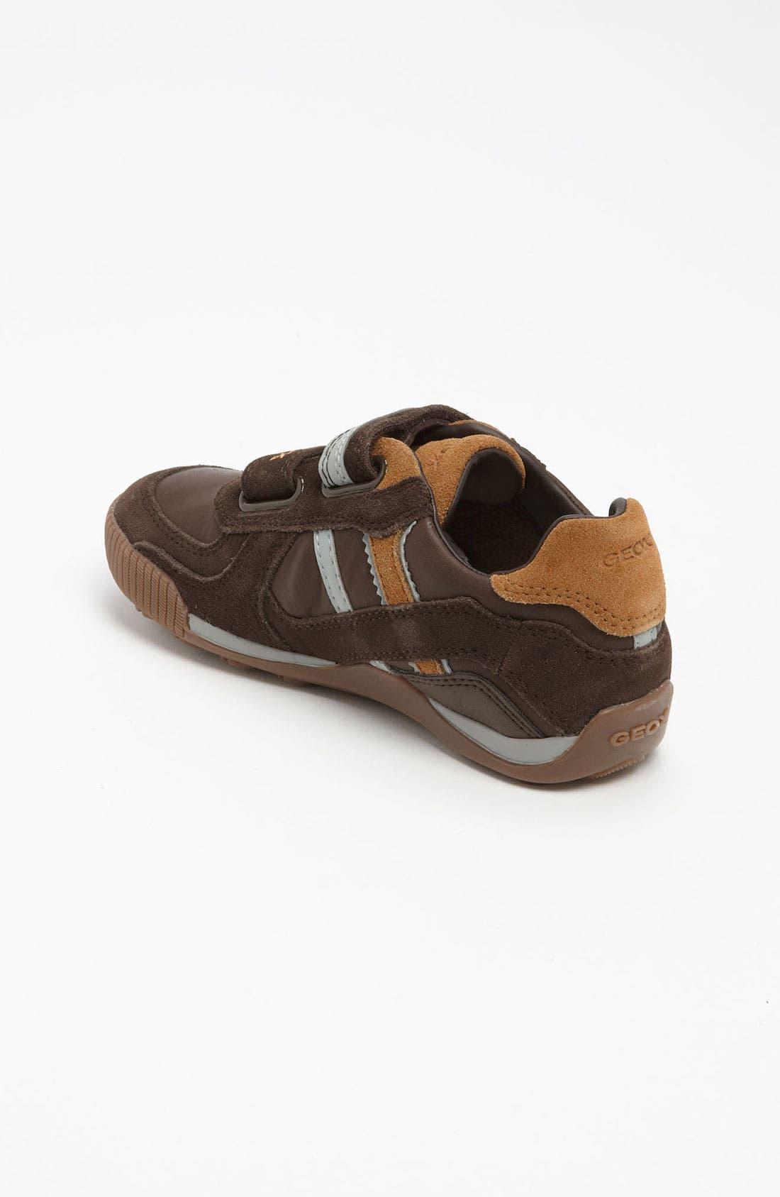 Alternate Image 2  - Geox 'Olimpus' Sneaker (Toddler, Little Kid & Big Kid)