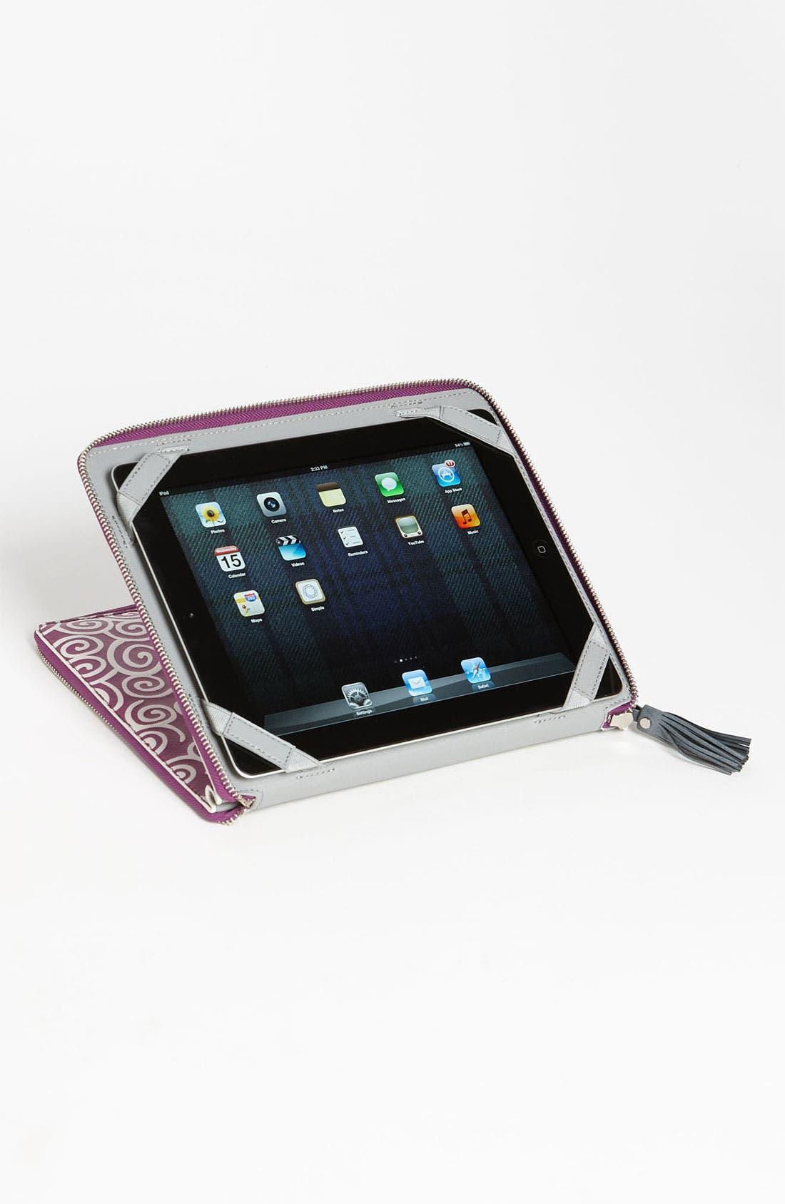 Alternate Image 3  - Diane von Furstenberg Print iPad Case