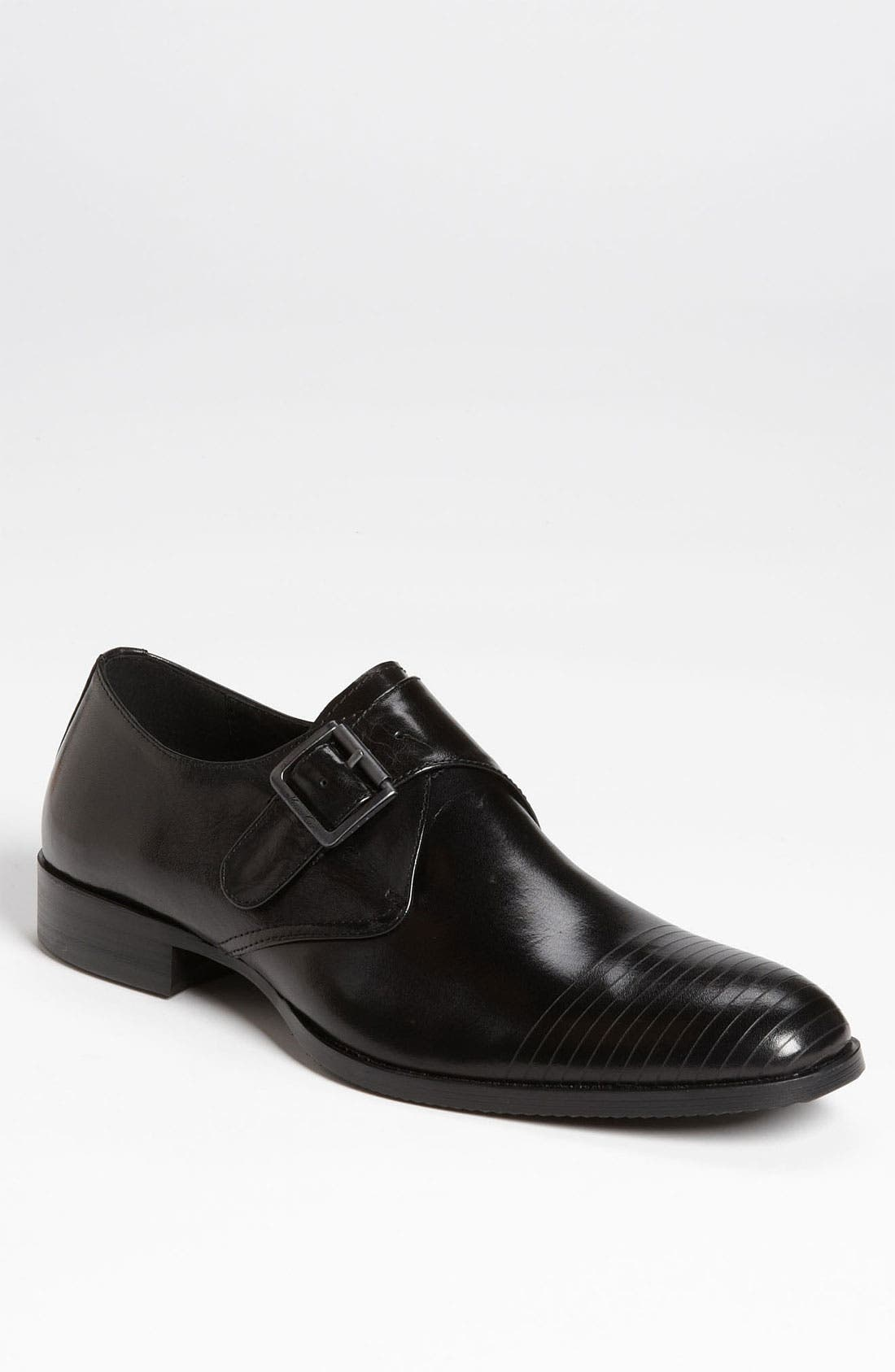 Alternate Image 1 Selected - Kenneth Cole New York 'Line Dancer' Monkstrap Slip On
