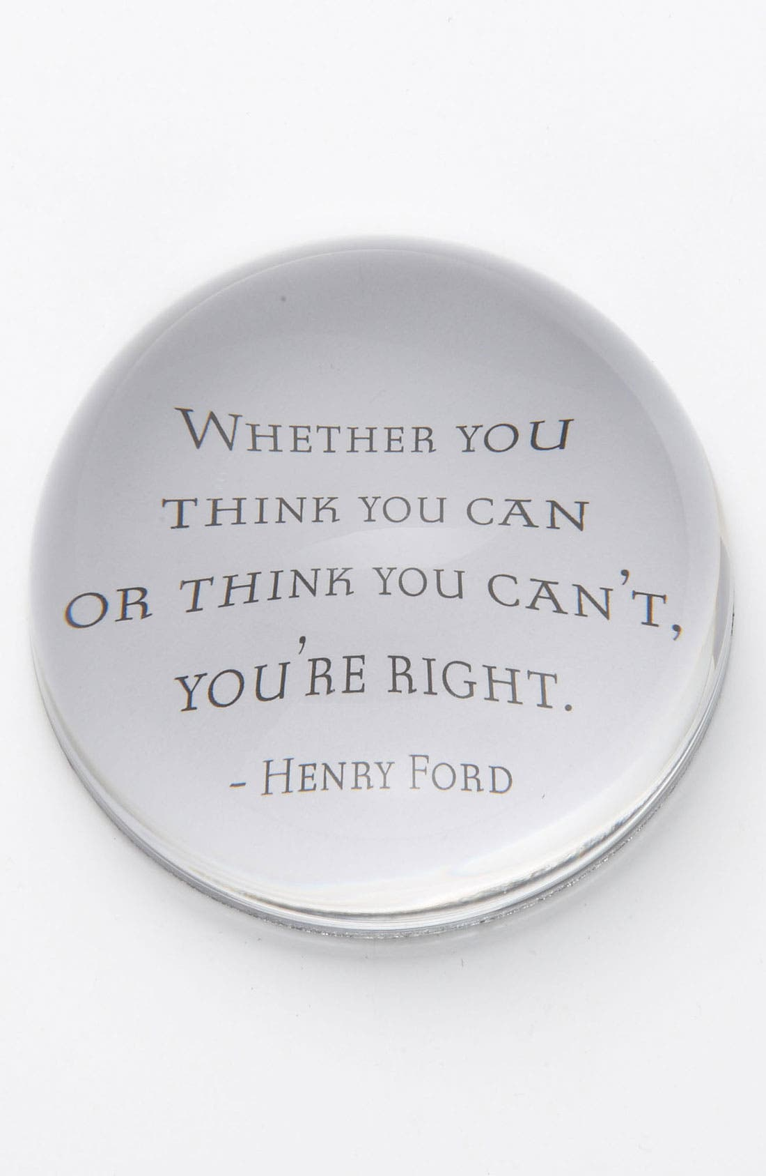 Main Image - Ben's Garden 'You're Right' Paperweight