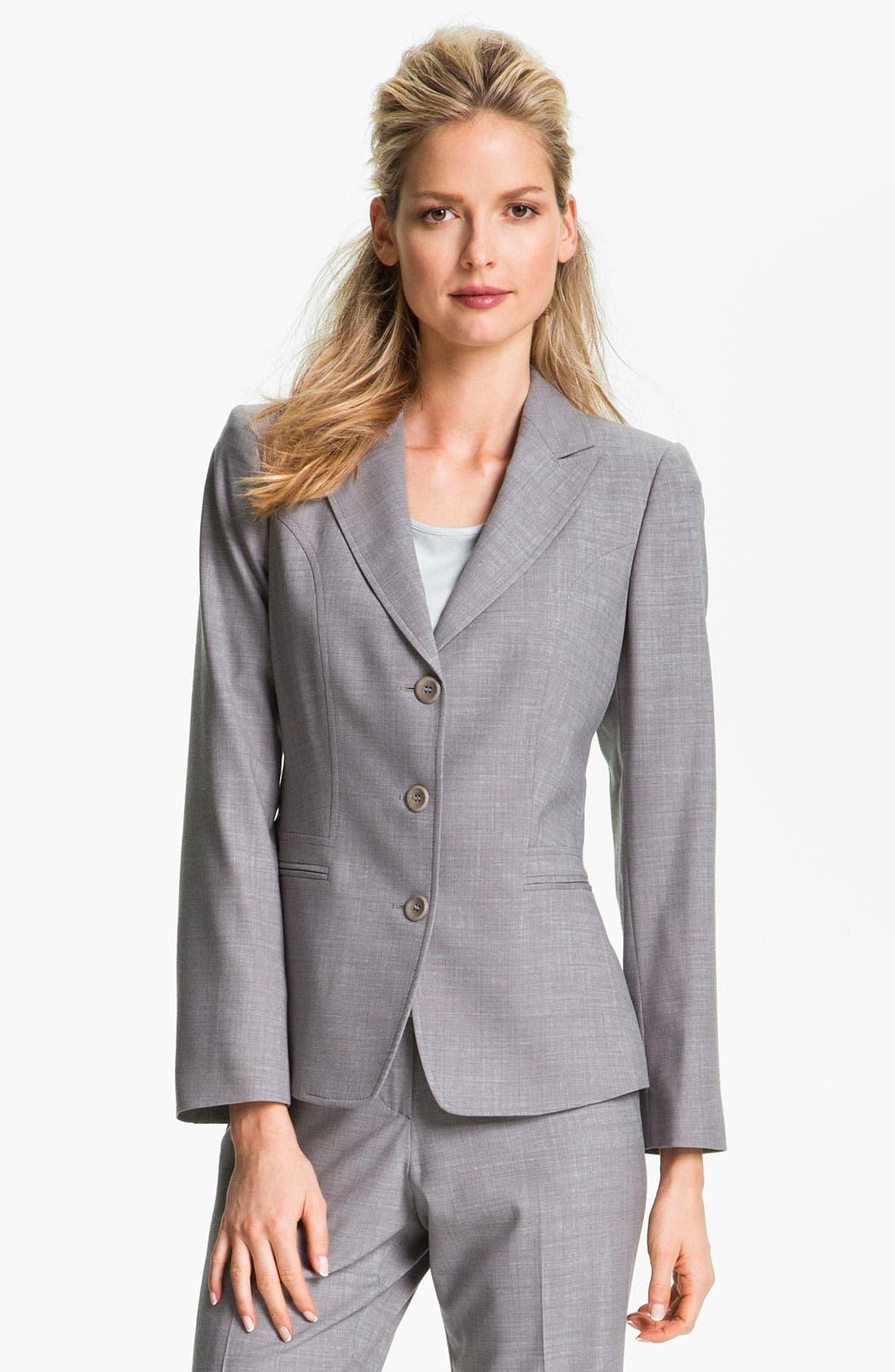 Alternate Image 1 Selected - Santorelli 'Elena' Jacket