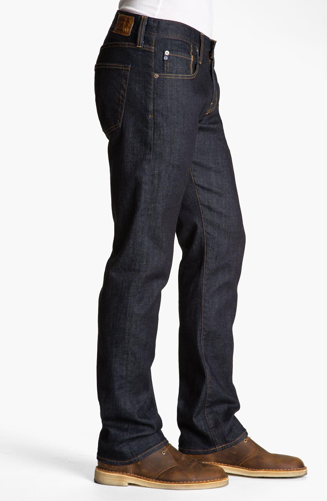Alternate Image 3  - AG Jeans 'Geffen Easy Slim' Straight Leg Jeans (Jack)