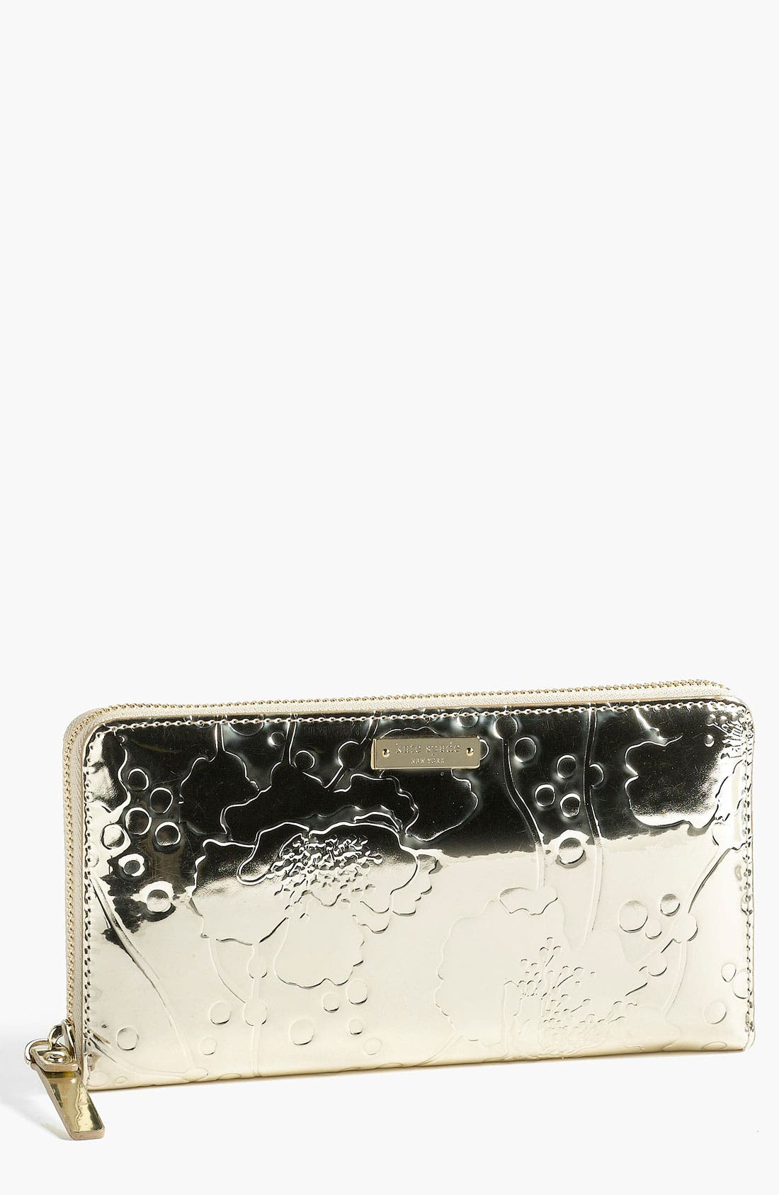 Alternate Image 1 Selected - kate spade new york 'spotted floral - lacey' wallet