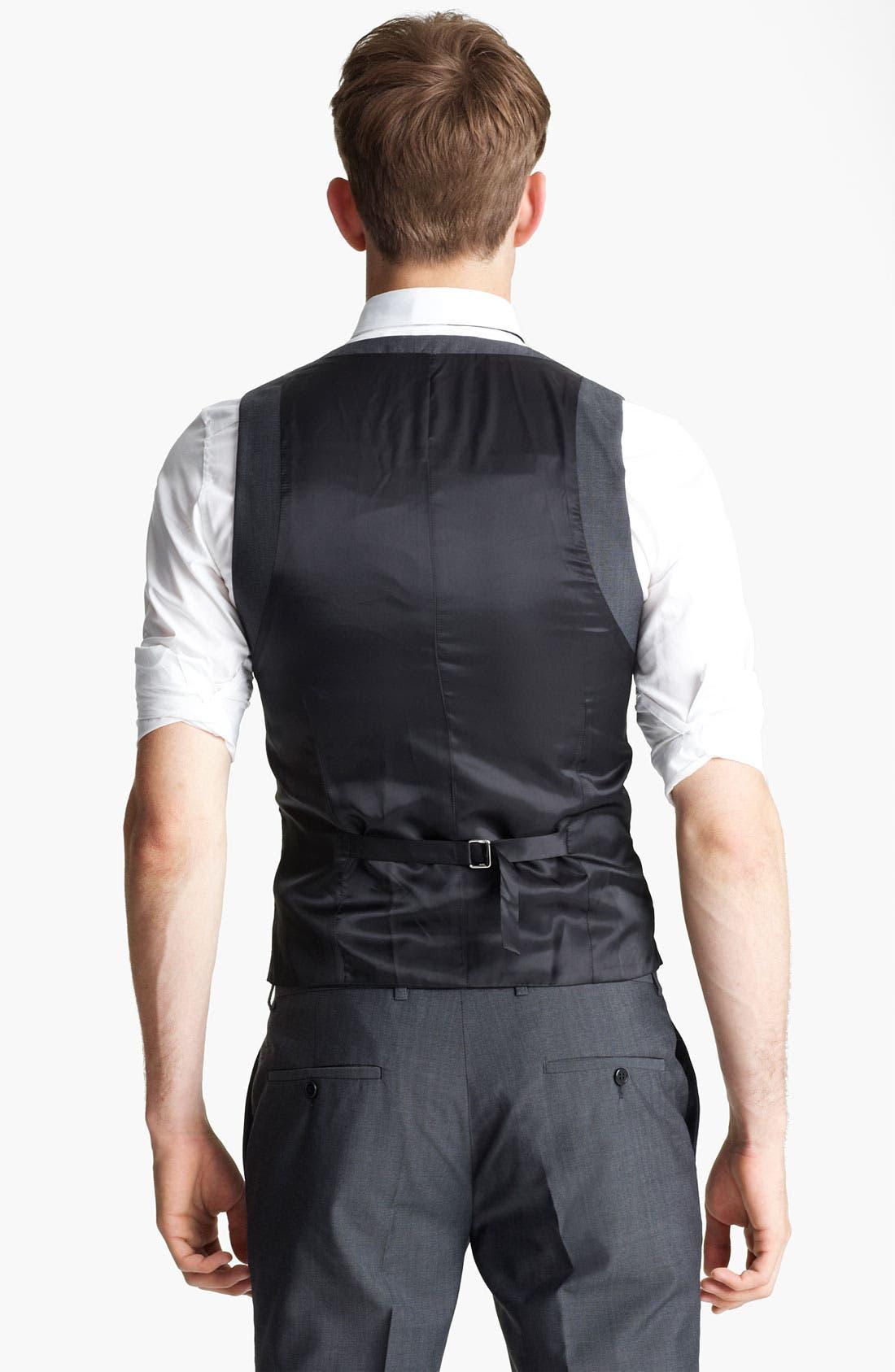 Alternate Image 2  - Topman 'Novak' Waistcoat