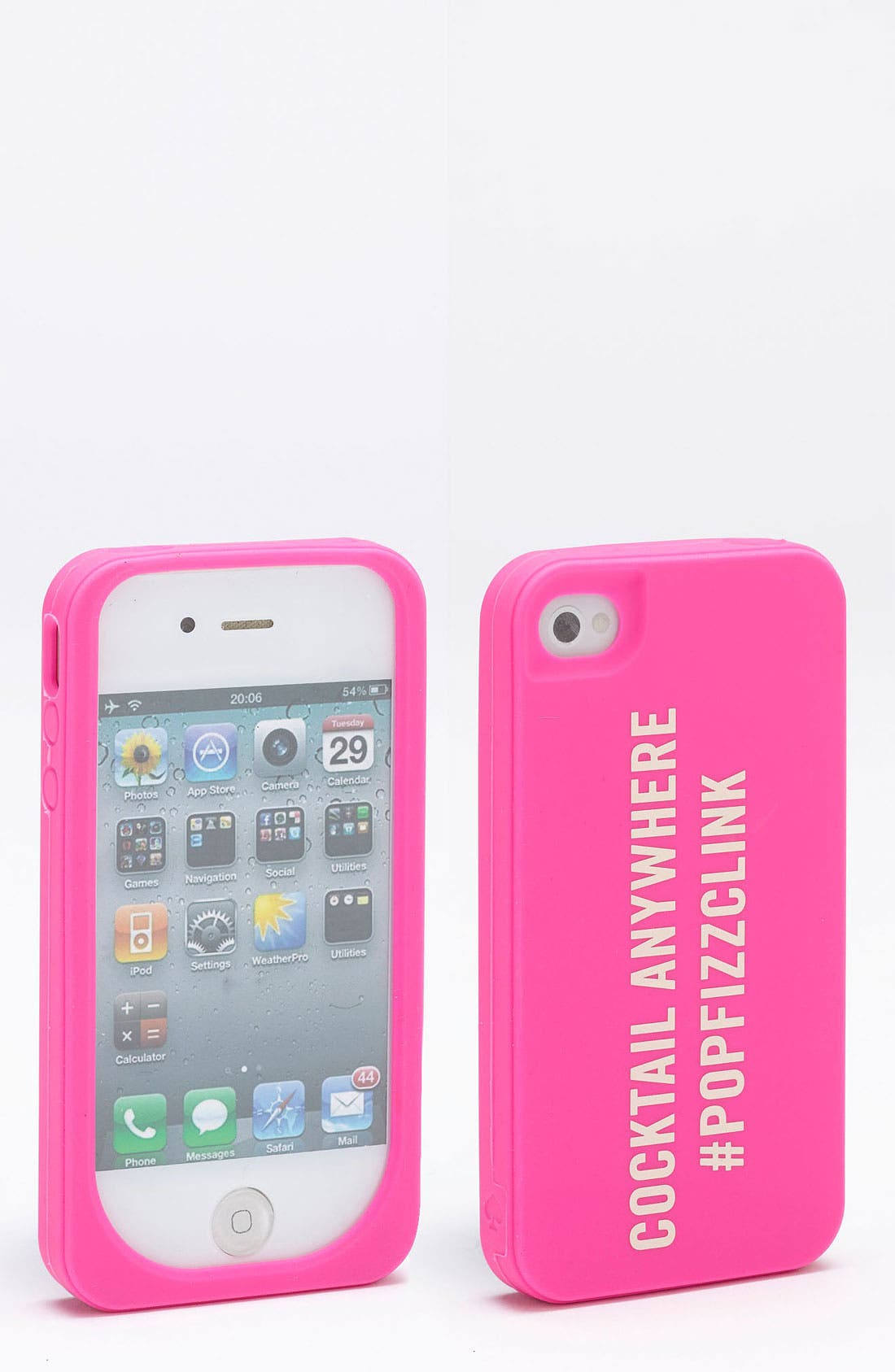 Alternate Image 1 Selected - kate spade new york 'cocktail anywhere' iPhone 4 & 4S case