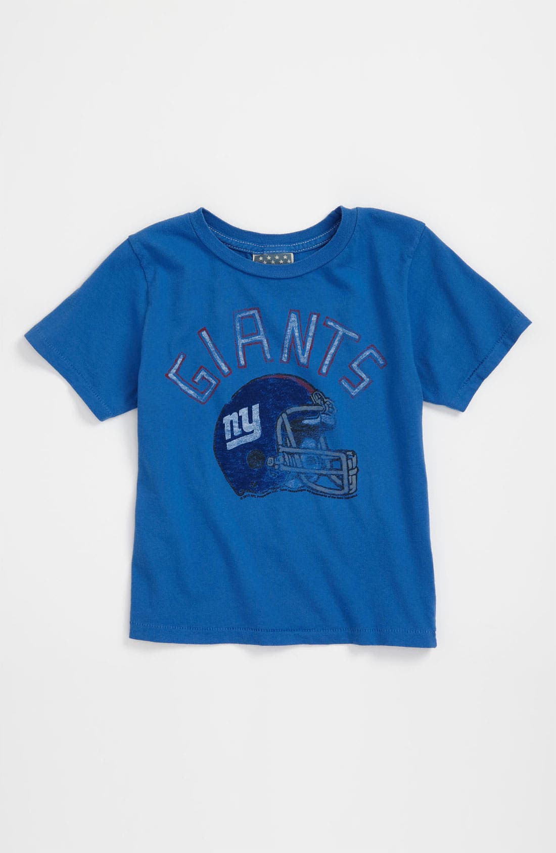 Alternate Image 1 Selected - Junk Food 'New York Giants' T-Shirt (Infant)