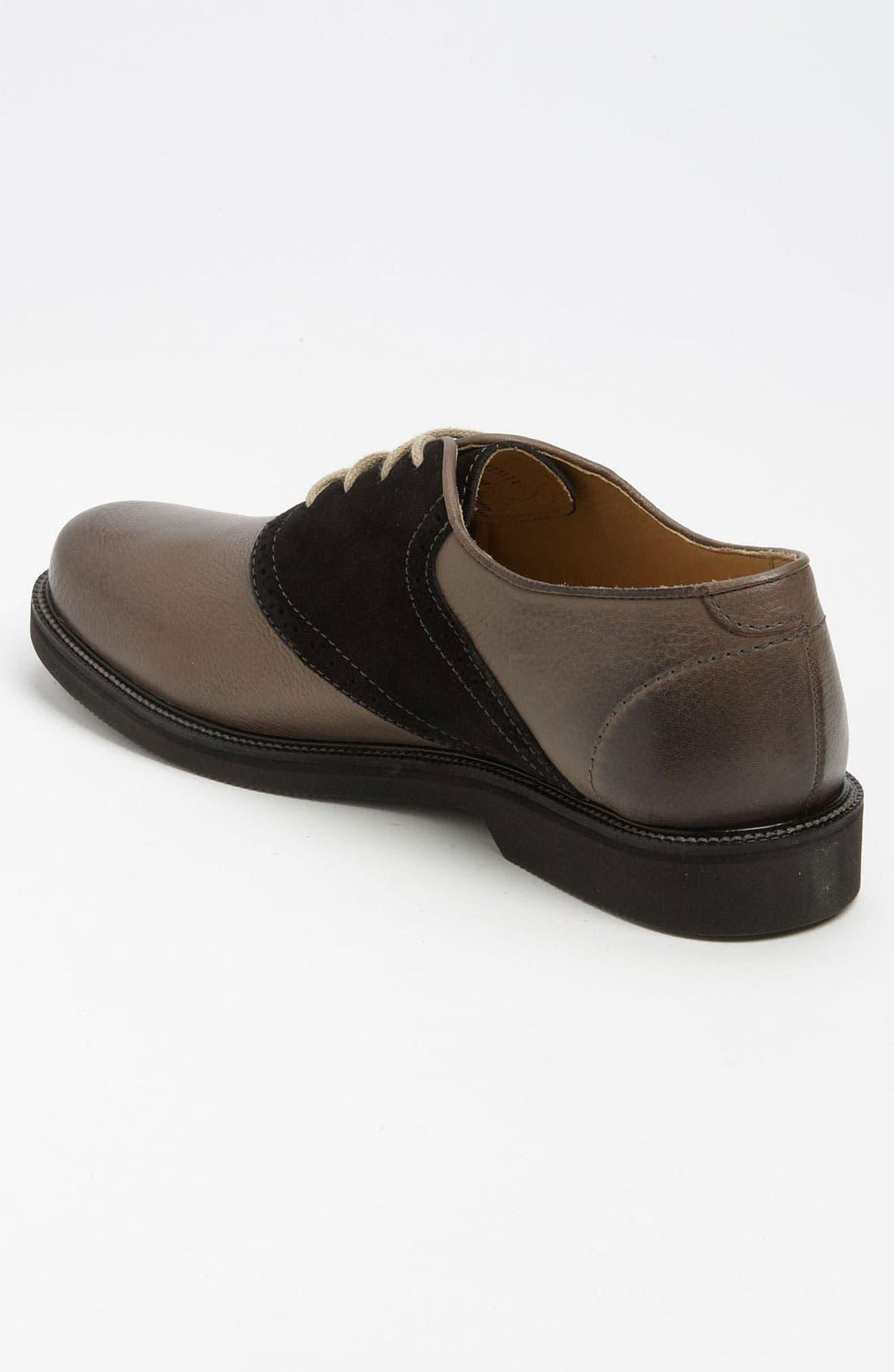 Alternate Image 2  - 1901 'Bennett' Saddle Shoe (Men)