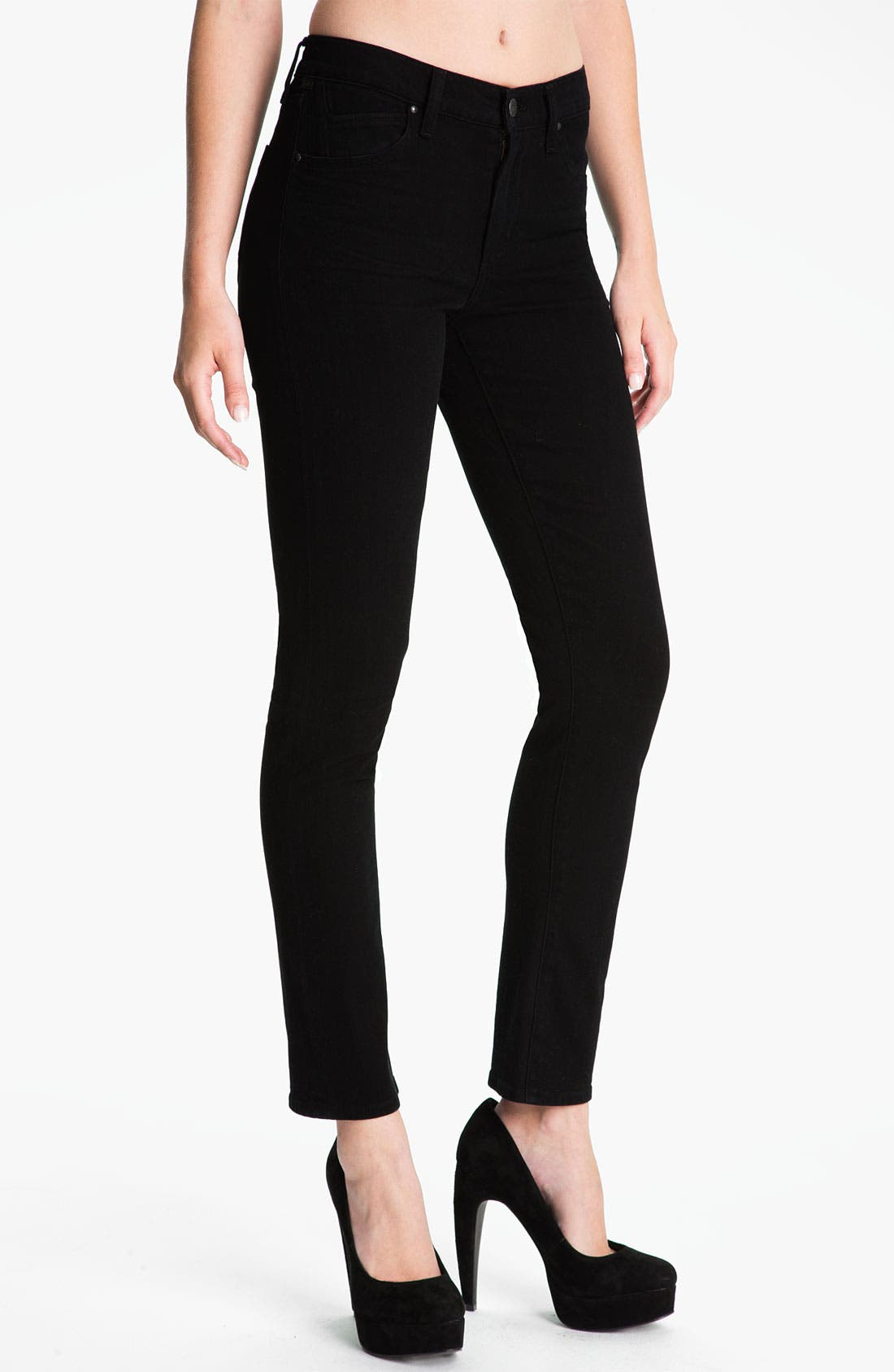 Main Image - Citizens of Humanity 'Carlton' Crop Skinny Jeans (Freefall)