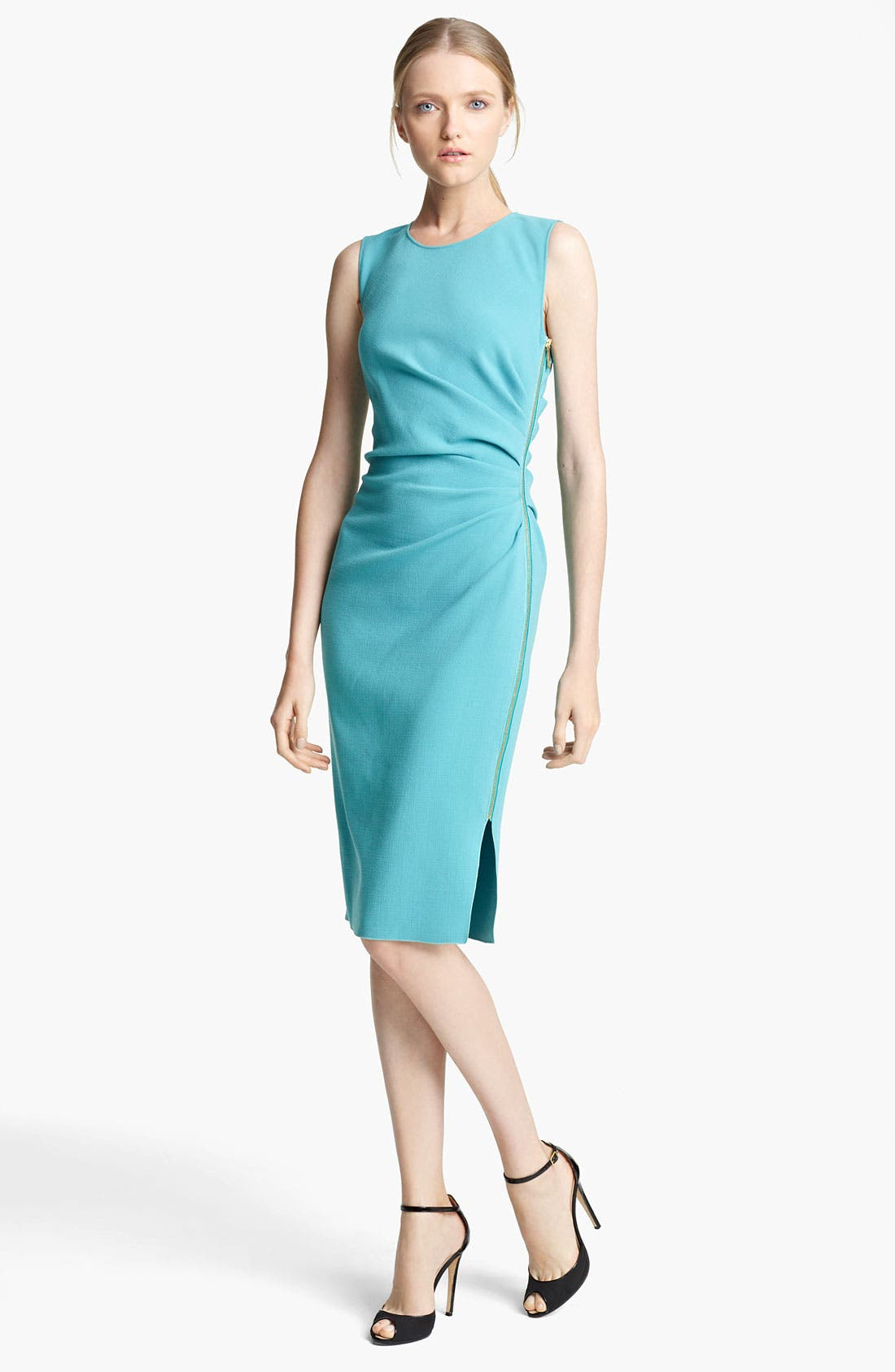 Alternate Image 1 Selected - Emilio Pucci Side Zip Dress