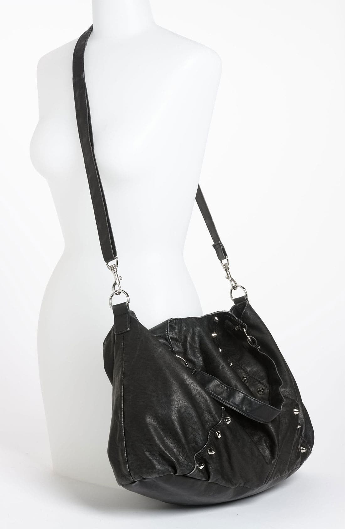 Alternate Image 2  - Marais Studded Shoulder Bag