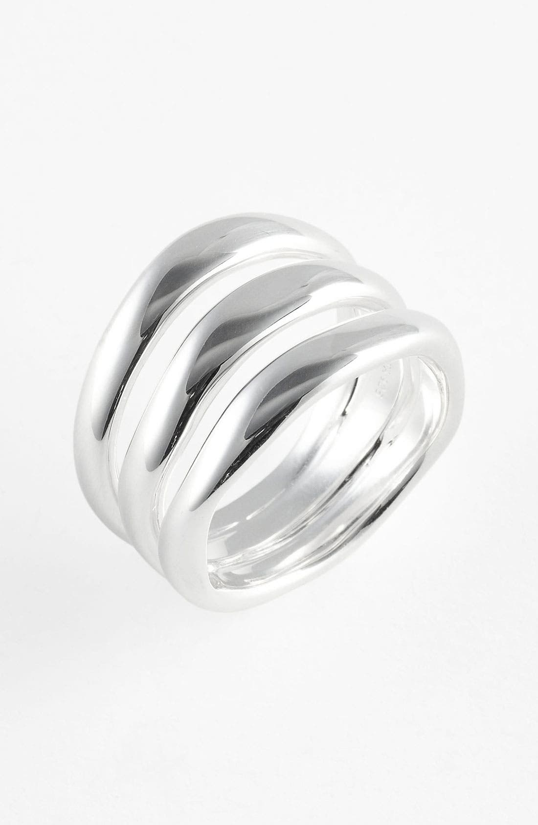 Alternate Image 1 Selected - Ippolita 'Scultura' Band Ring