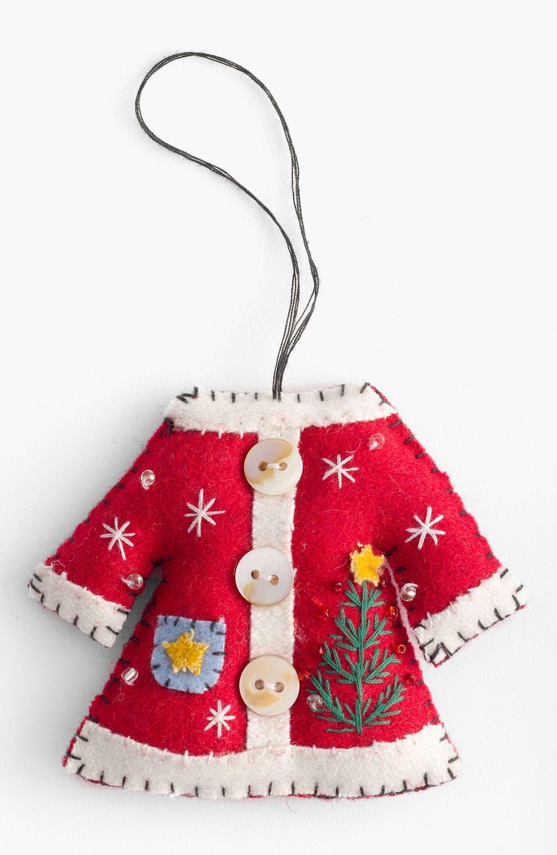 Main Image - New World Arts Coat Ornament