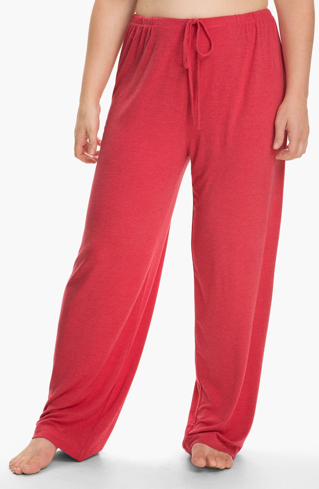 Alternate Image 1 Selected - DKNY '7 Easy Pieces' Pants (Plus)