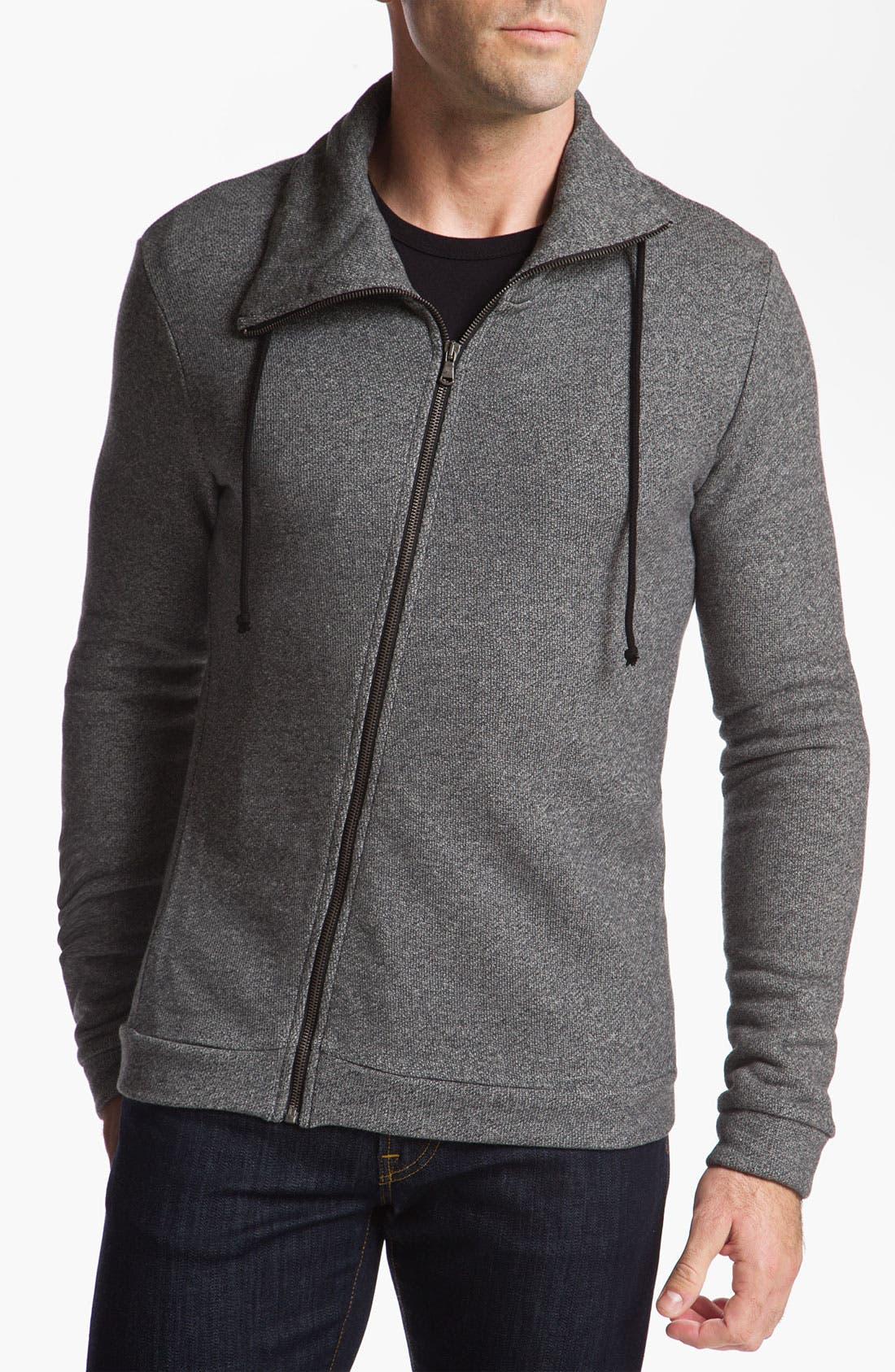 Alternate Image 1 Selected - Joe's 'Sidelines' Zip Sweater