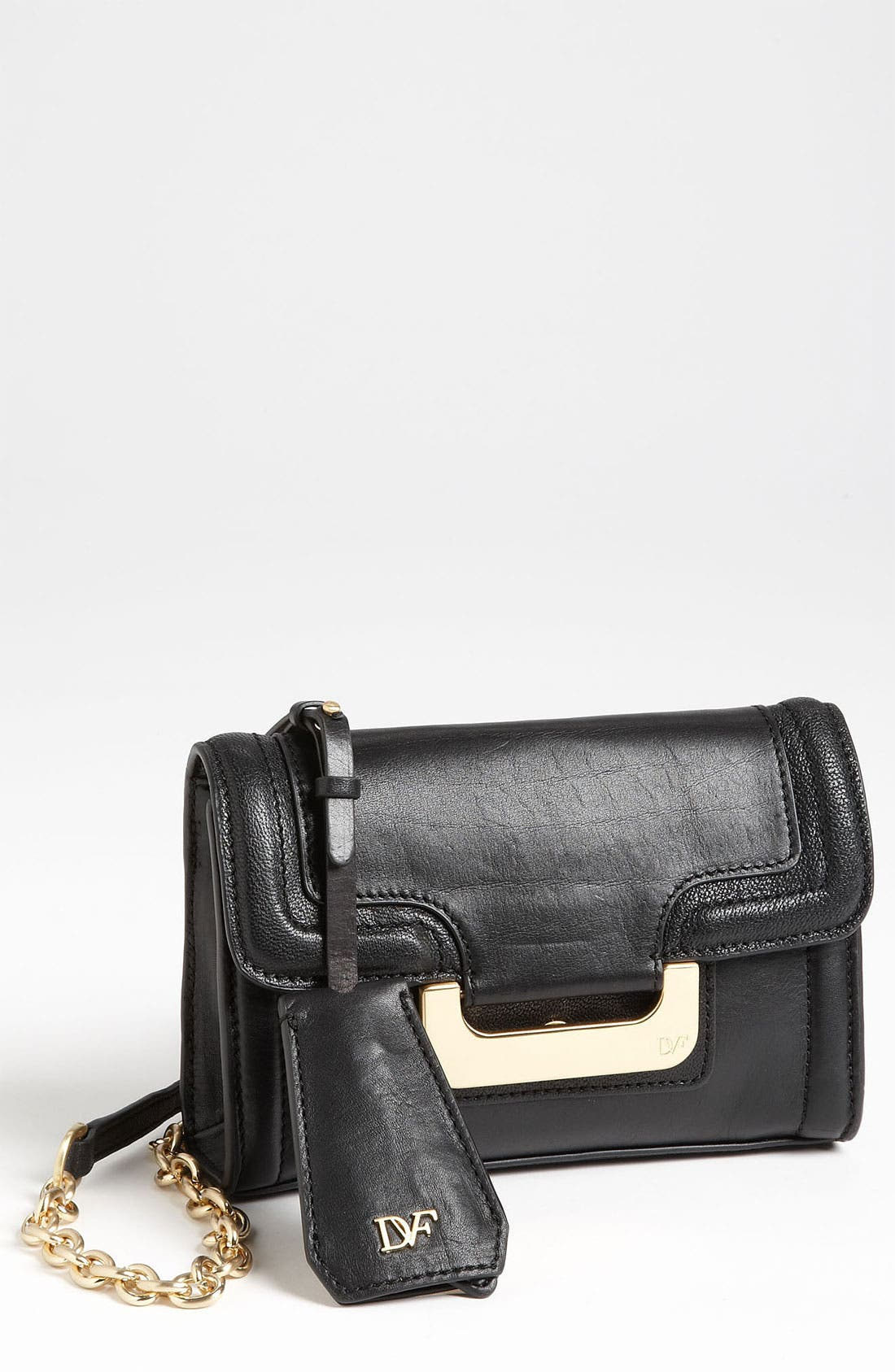 Alternate Image 1 Selected - Diane von Furstenberg 'New Harper - Charlie' Crossbody Bag