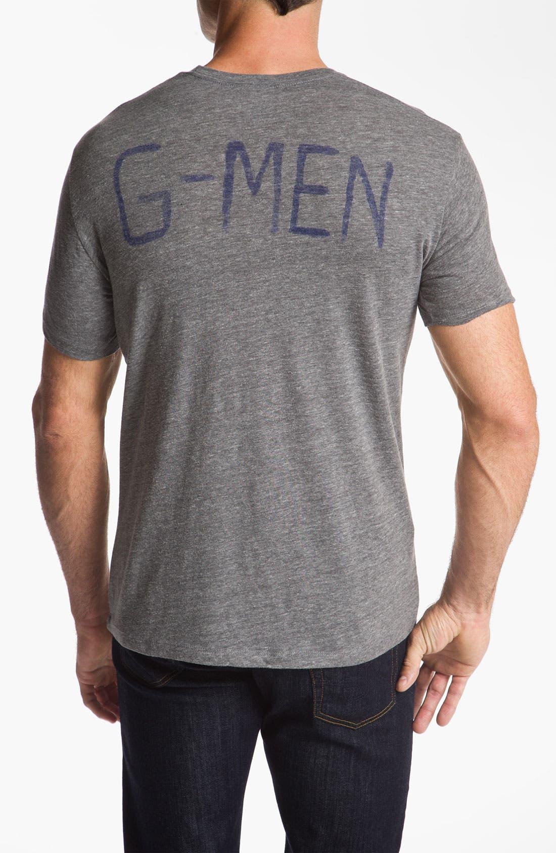 Alternate Image 2  - Junk Food 'New York Giants' T-Shirt