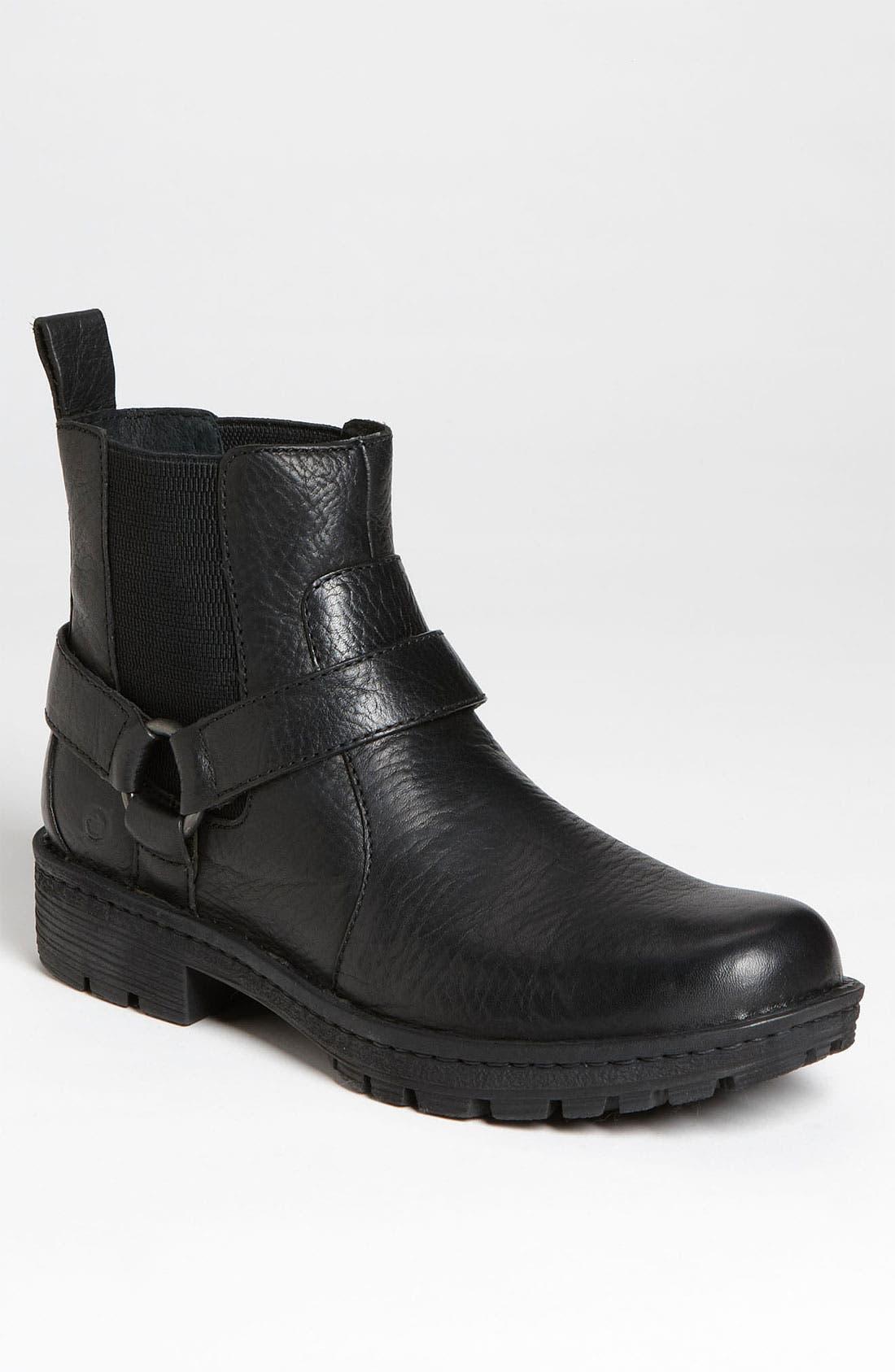 Main Image - Børn 'Brunell' Harness Chelsea Boot (Men)