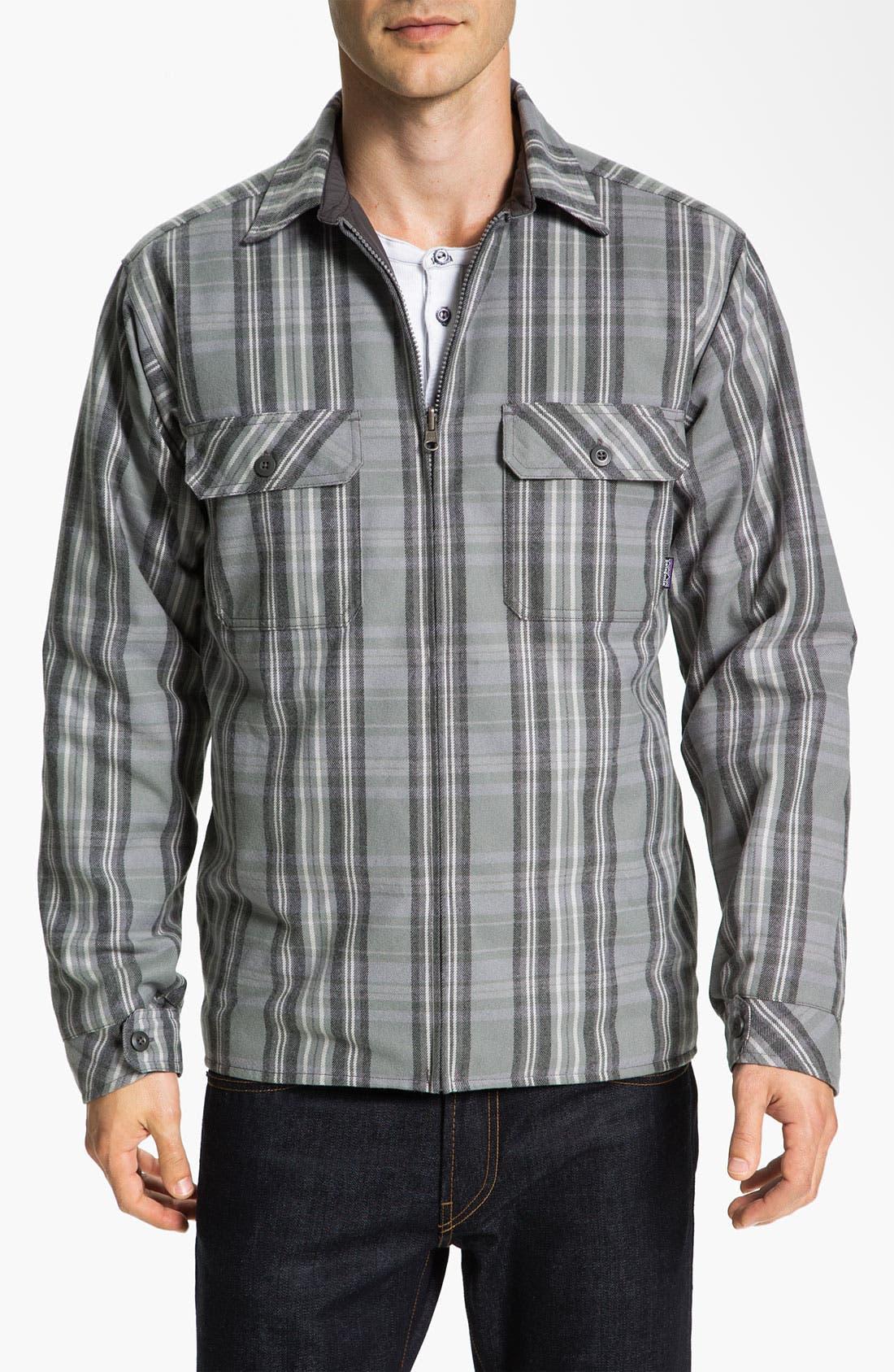 Alternate Image 1 Selected - Patagonia Reversible Jacket