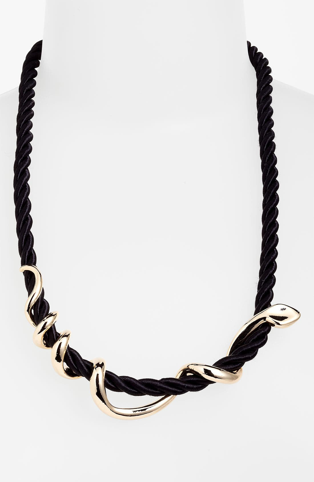 Main Image - Cara Roped Necklace