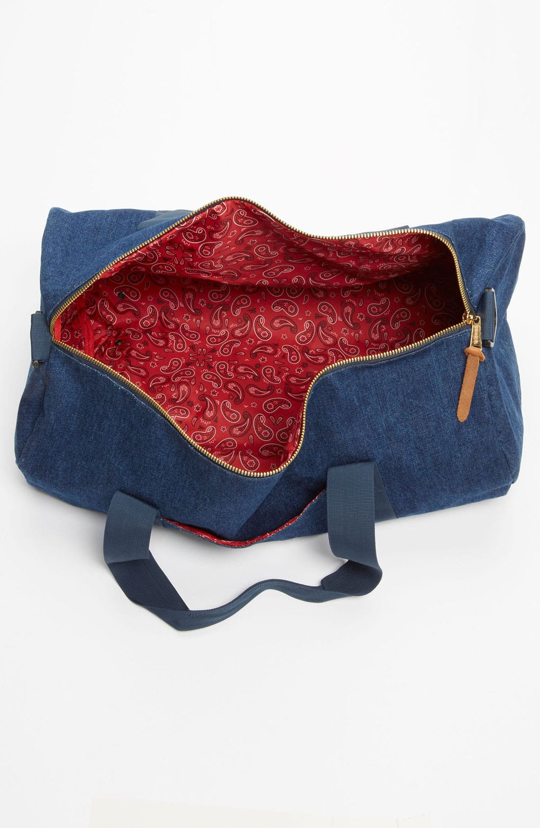 Alternate Image 3  - Herschel Supply Co. 'Sutton - Denim Collection' Duffel Bag