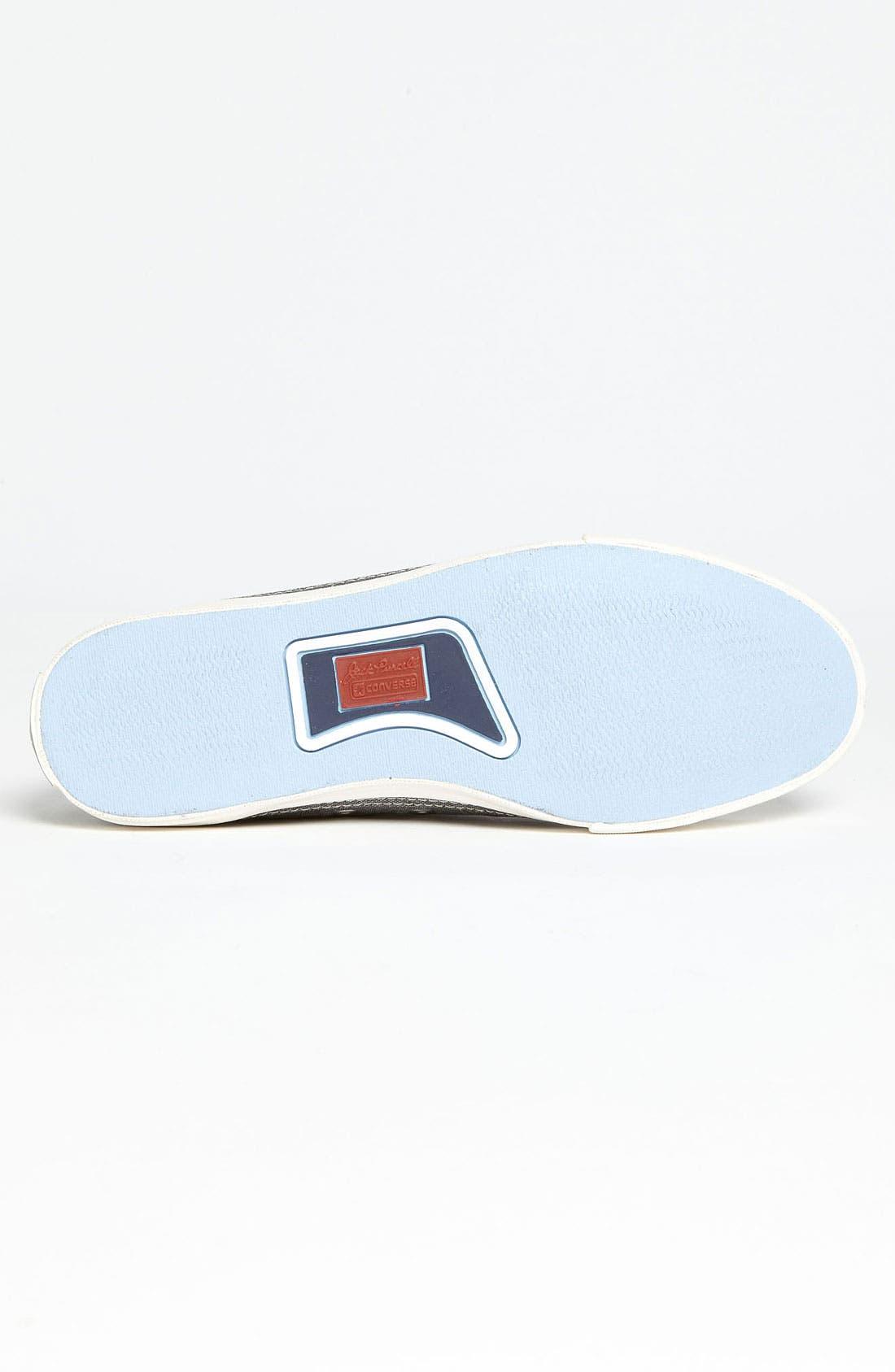 'Jack Purcell LP' Sneaker,                             Alternate thumbnail 4, color,                             Navy