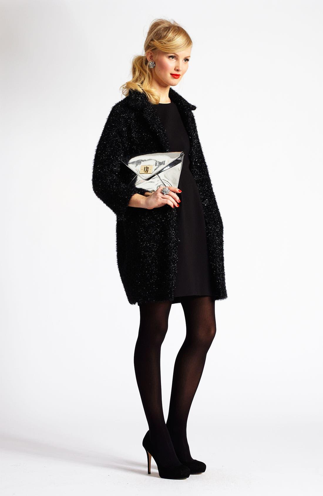 Alternate Image 4  - kate spade new york 'linda' coat