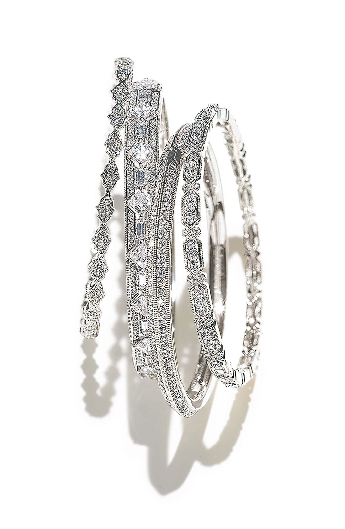 Alternate Image 3  - Nadri Crystal Bangle (Nordstrom Exclusive)