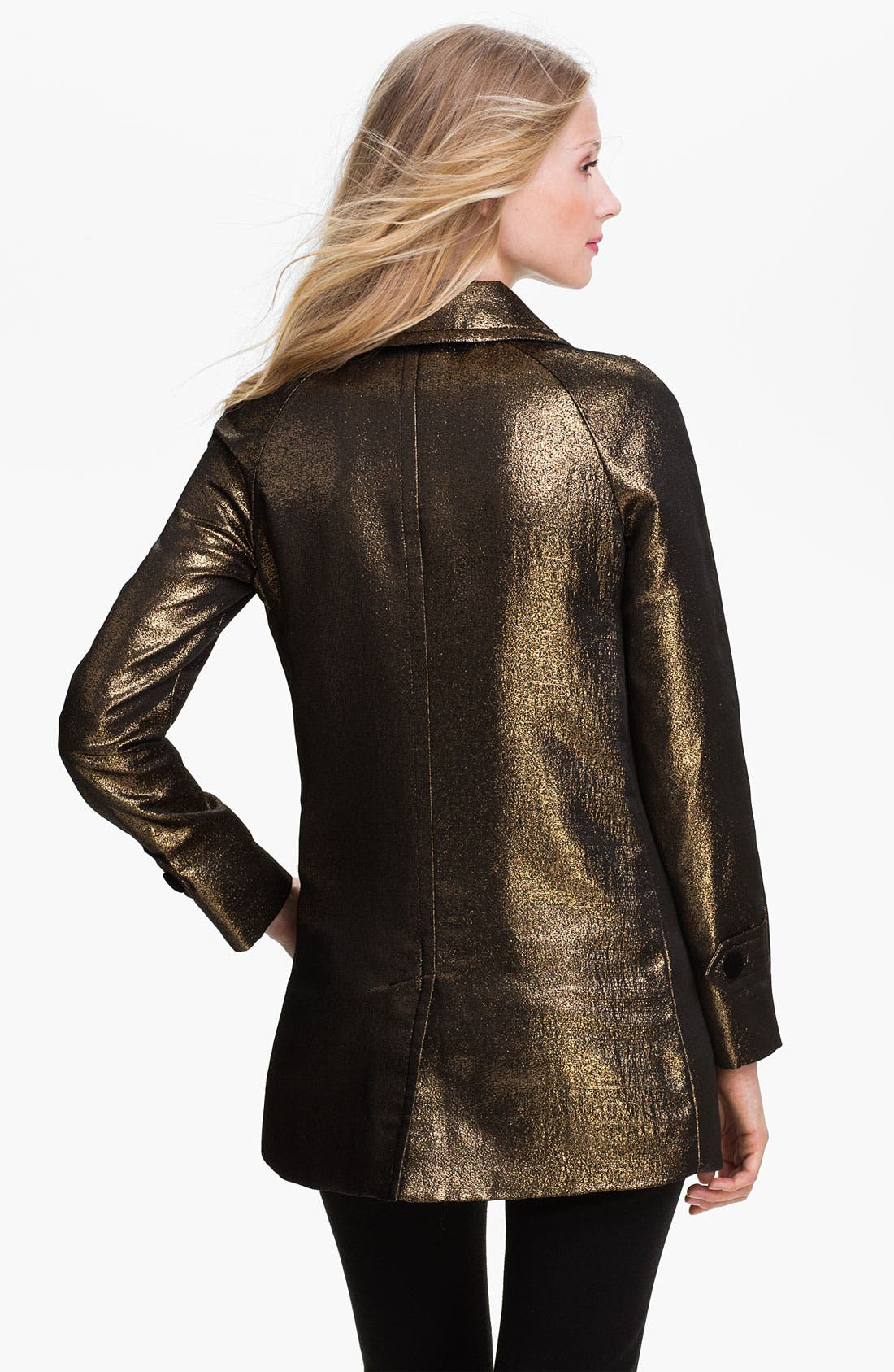 Alternate Image 2  - Tory Burch 'Brandy' Coat