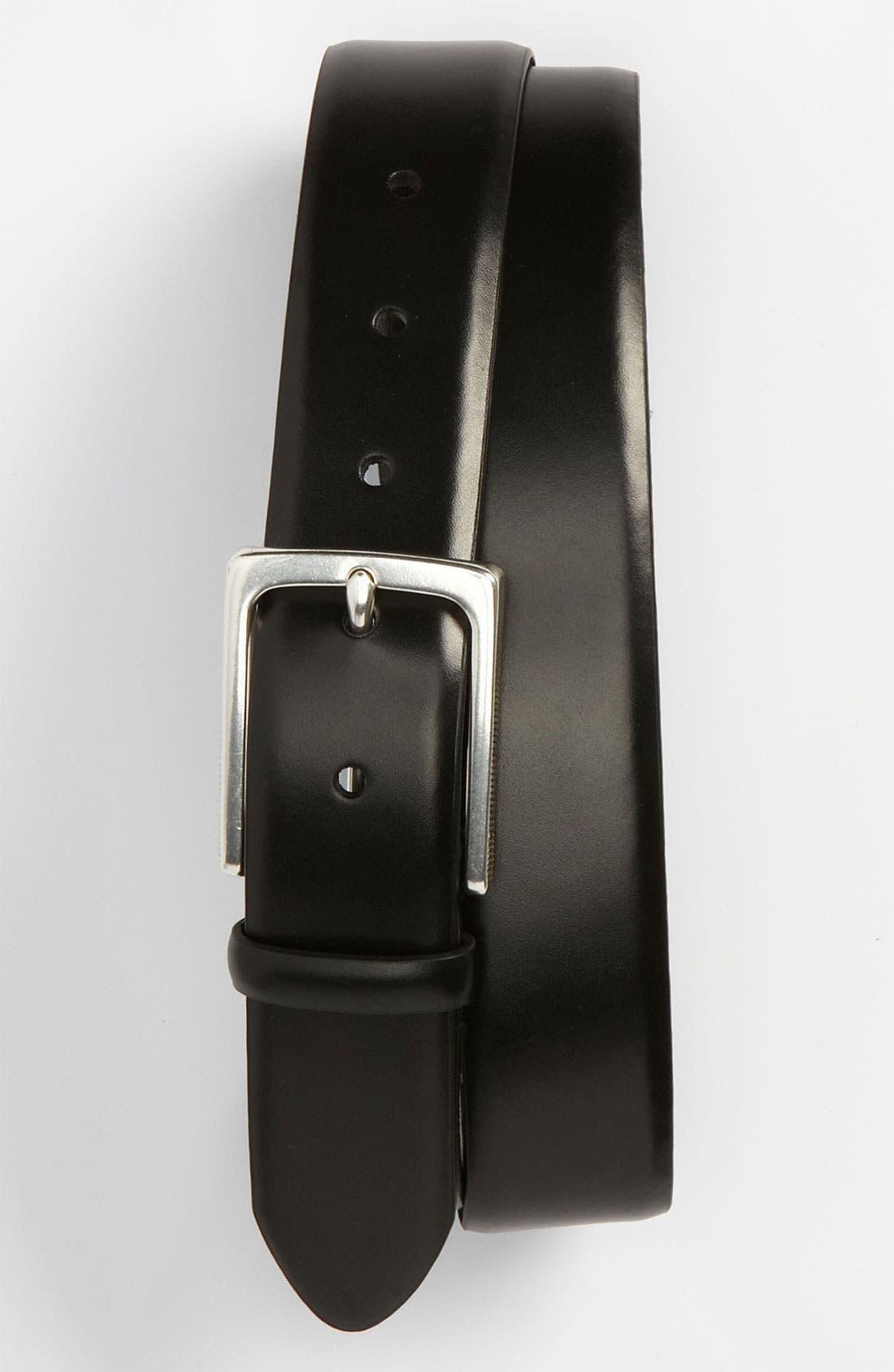 Main Image - John Varvatos Star USA Leather Belt