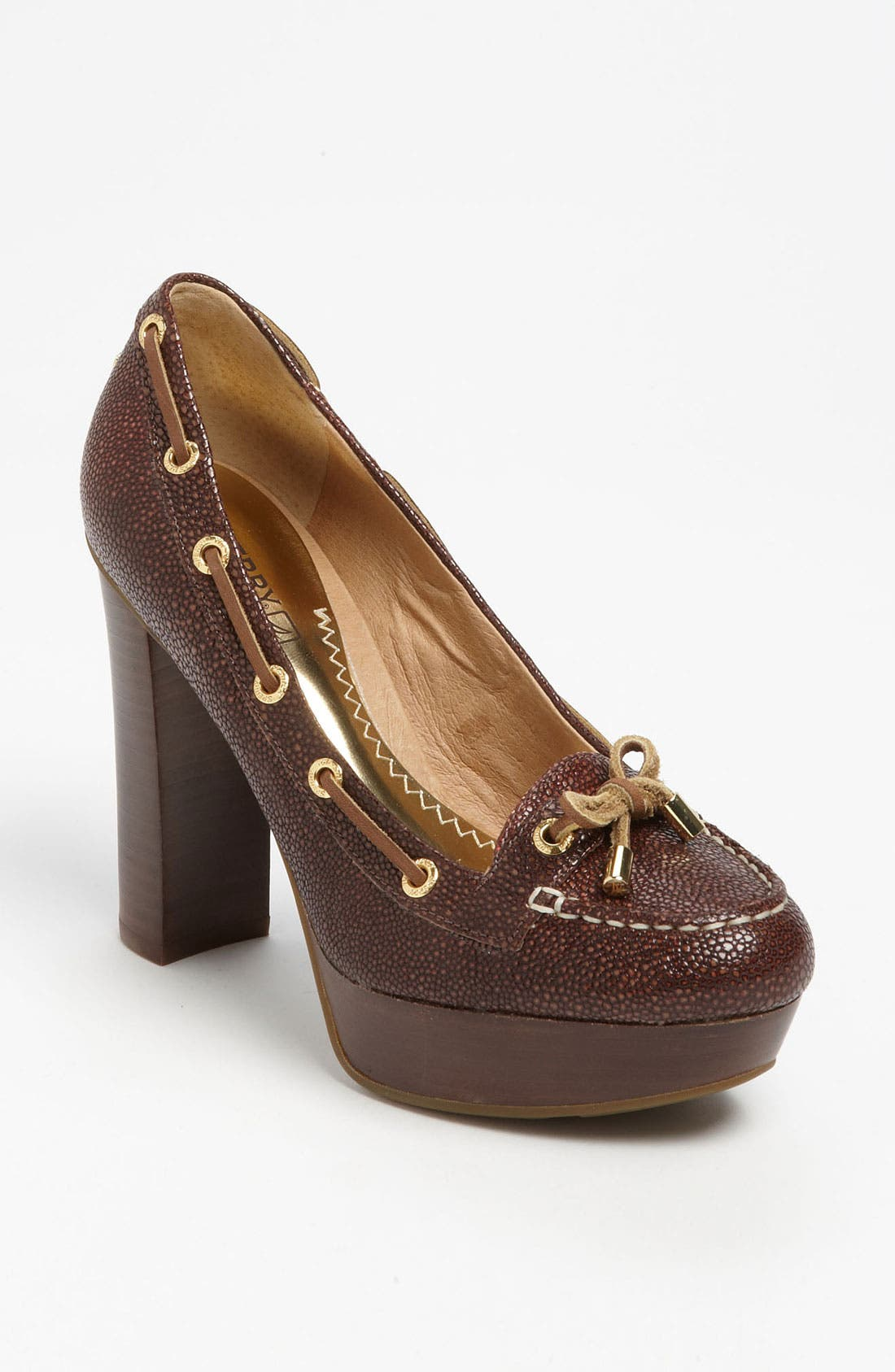 Alternate Image 1 Selected - Sperry Top-Sider® 'Kirkwood' Pump (Online Only)