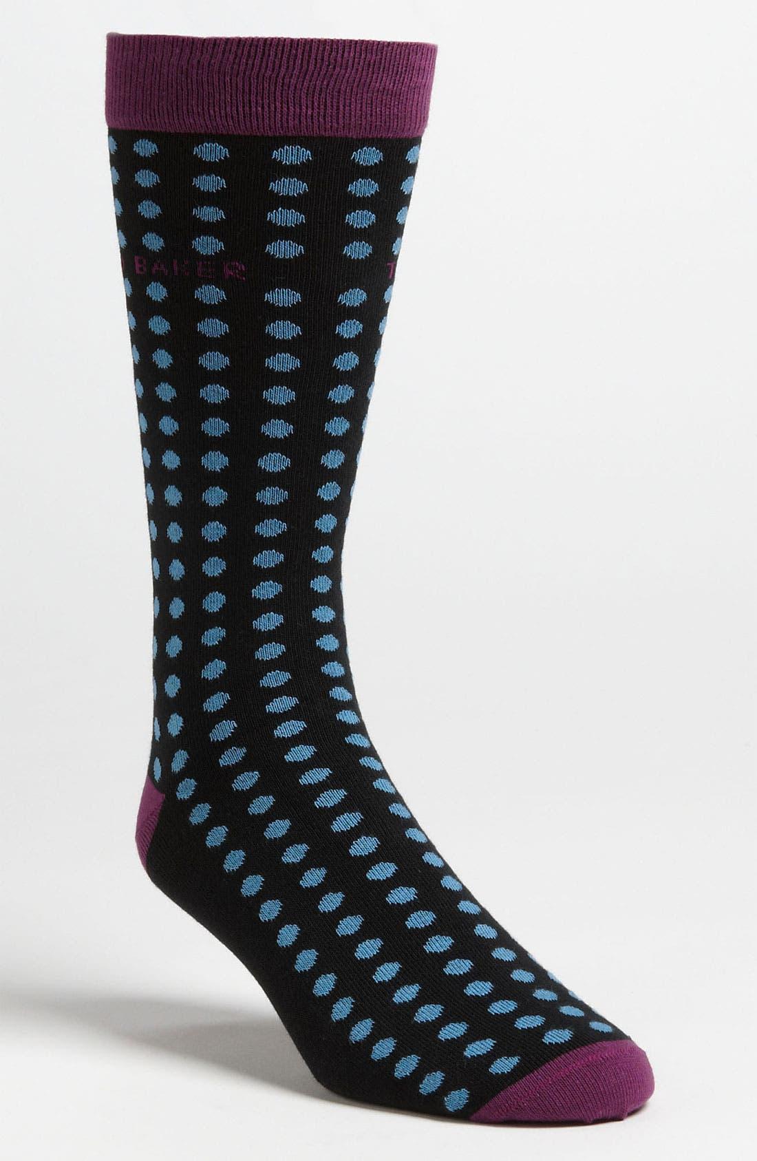 Main Image - Ted Baker London 'Dots' Socks