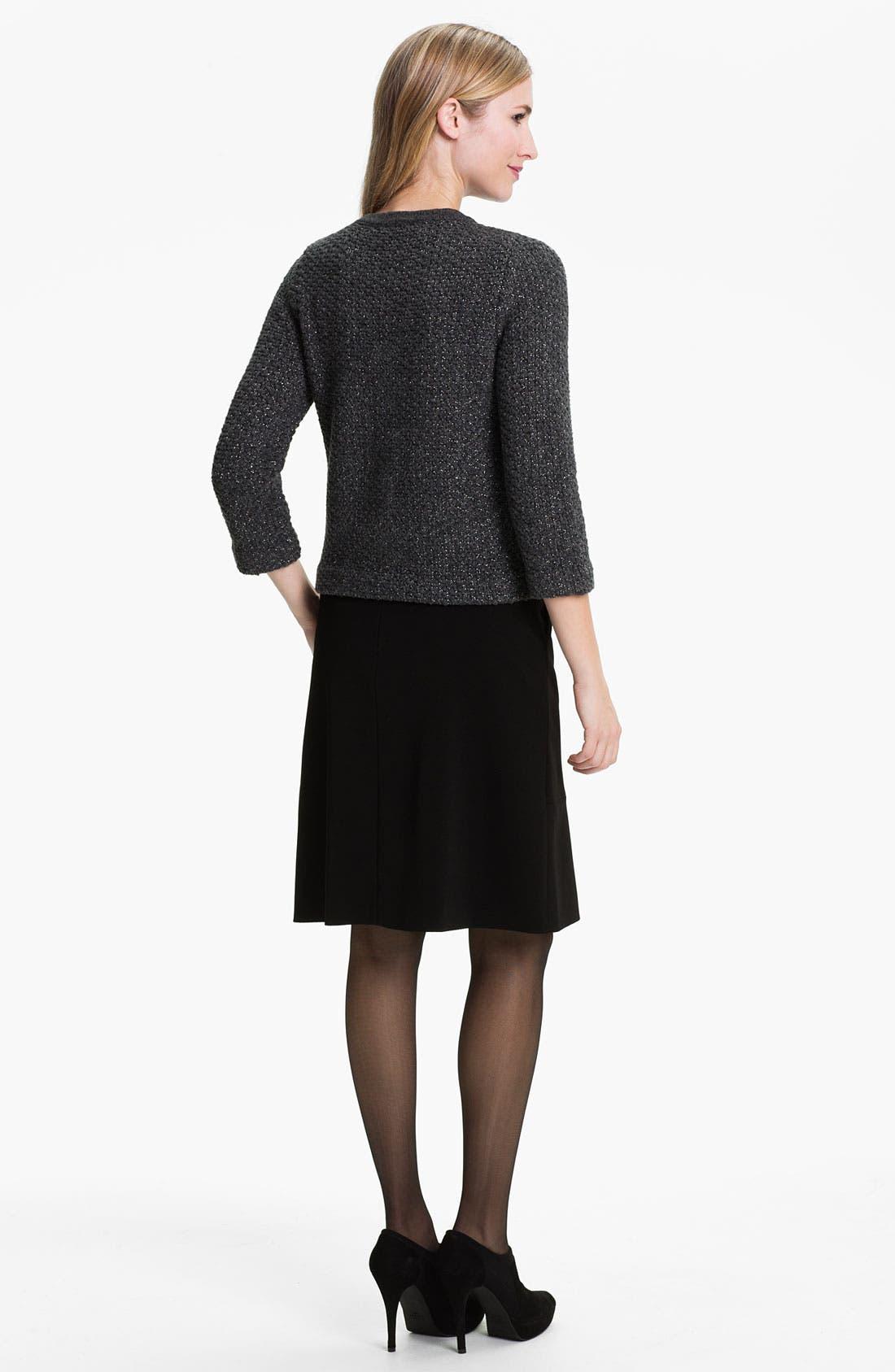 Alternate Image 5  - BOSS Black 'Meredis' Skirt