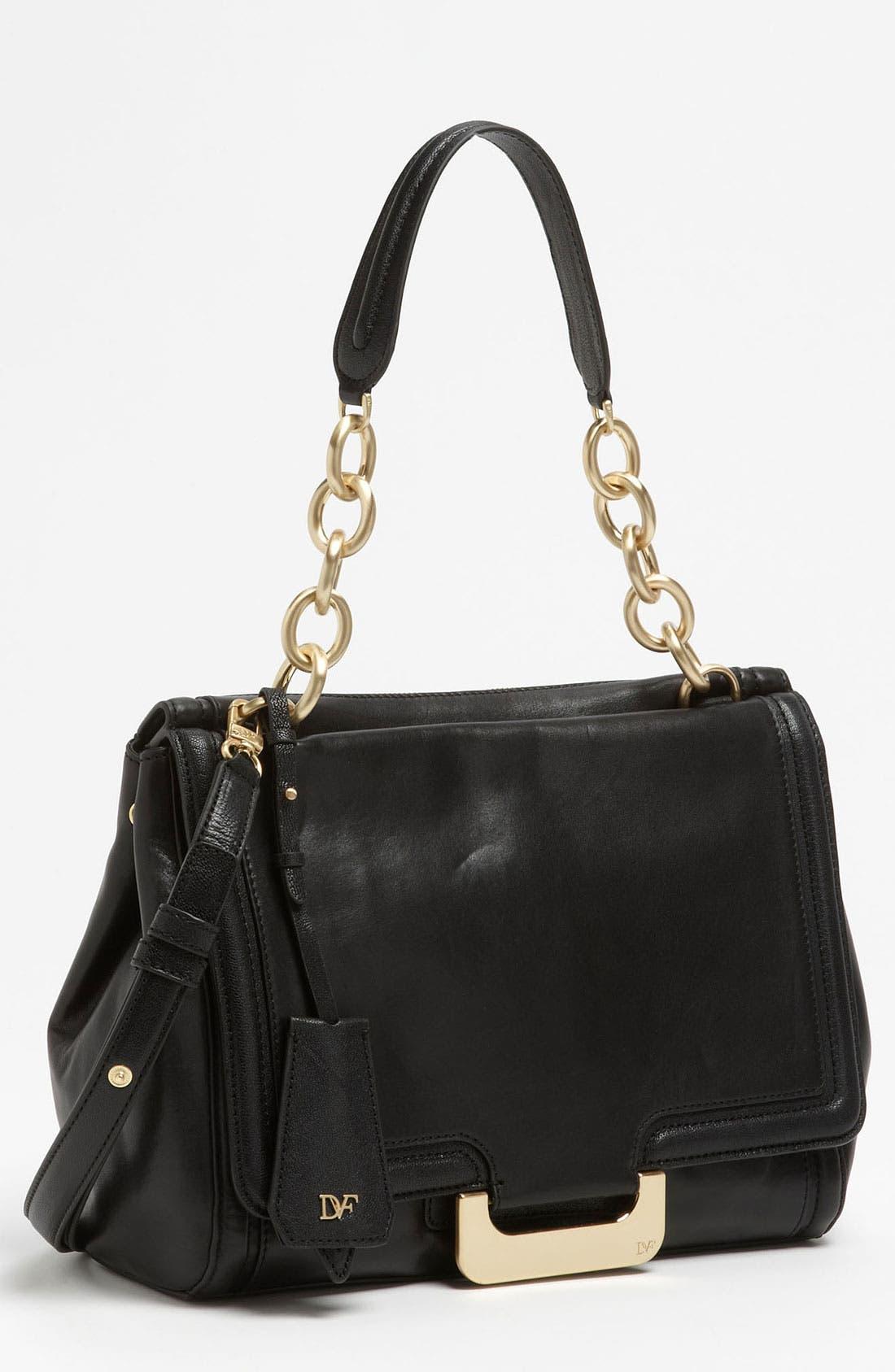 Alternate Image 1 Selected - Diane von Furstenberg 'New Harper' Shoulder Bag