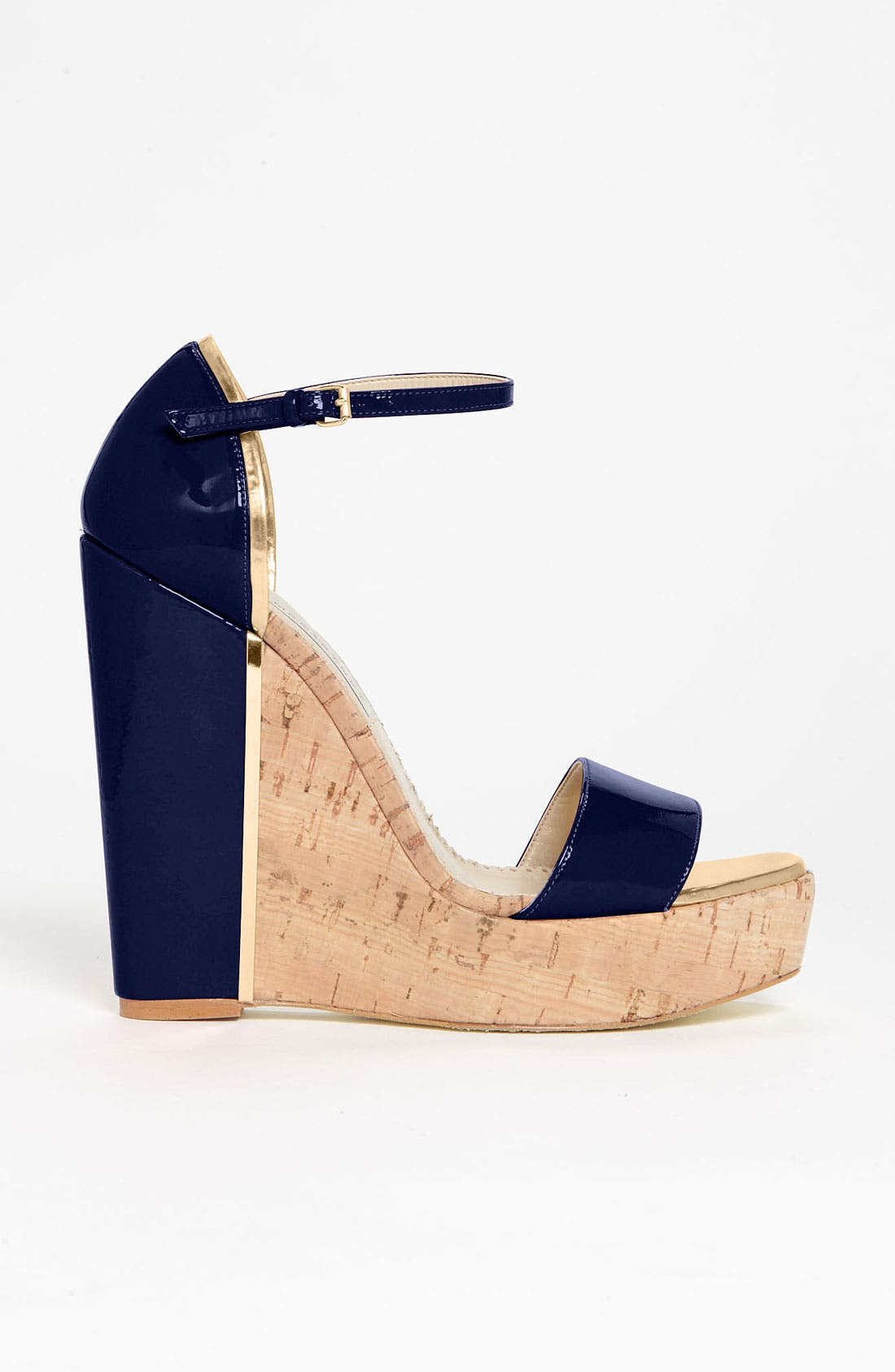 Alternate Image 4  - Stella McCartney Open Toe Wedge Sandal