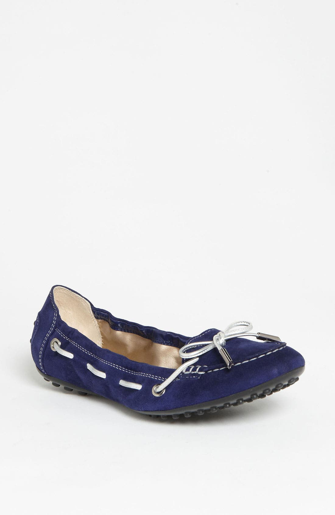Alternate Image 1 Selected - Tod's 'Laccetto' Ballet Flat