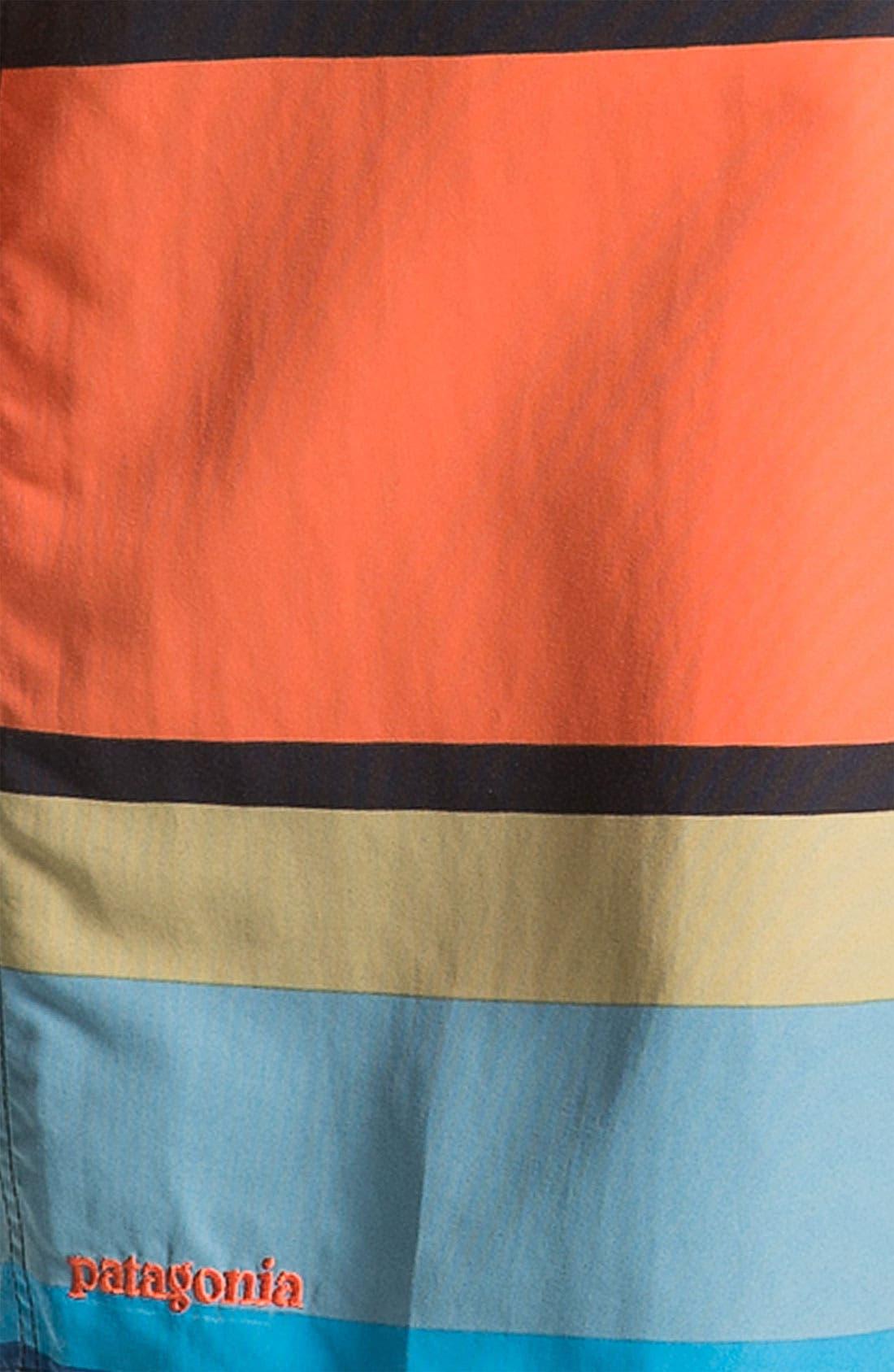 Alternate Image 3  - Patagonia 'Wavefarer' Board Shorts (Men)
