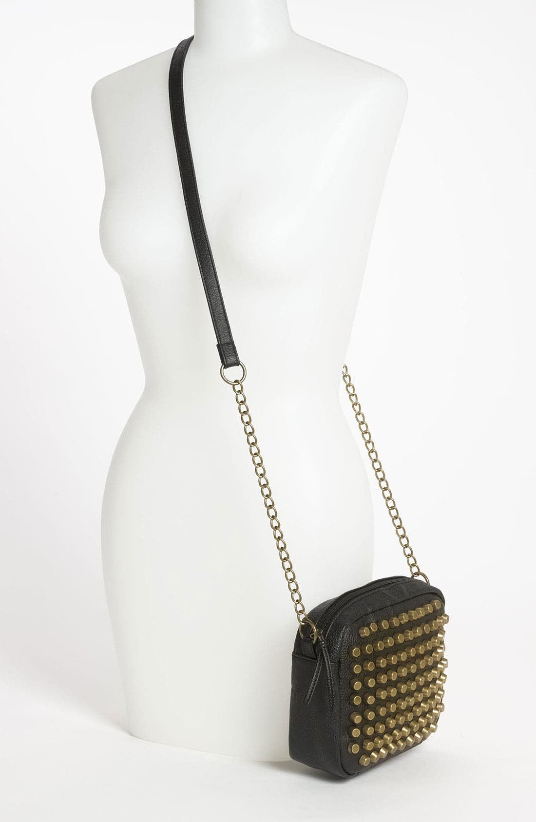 Alternate Image 2  - Lulu Studded Crossbody Bag