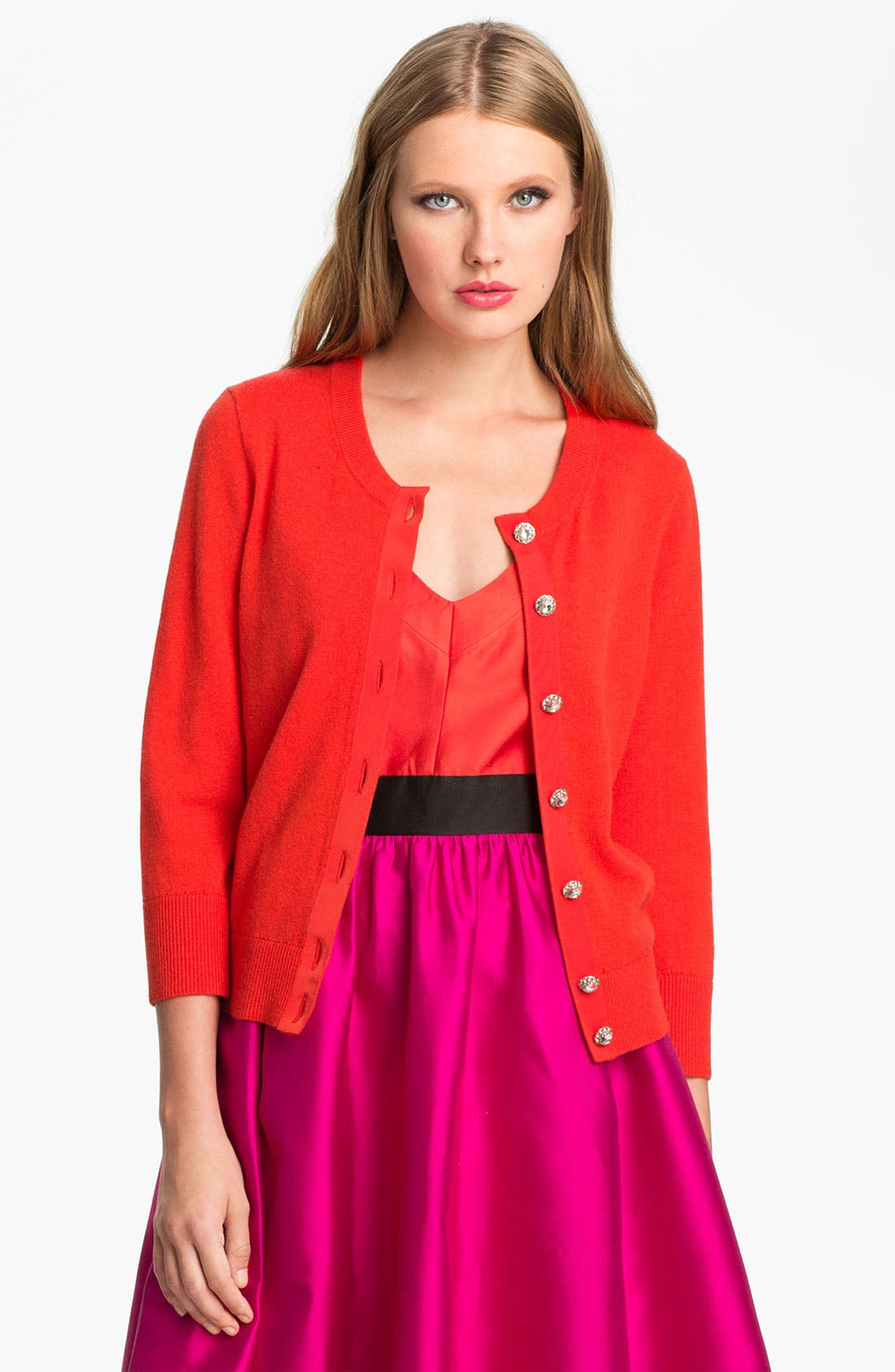Main Image - kate spade new york 'evangelia' cardigan