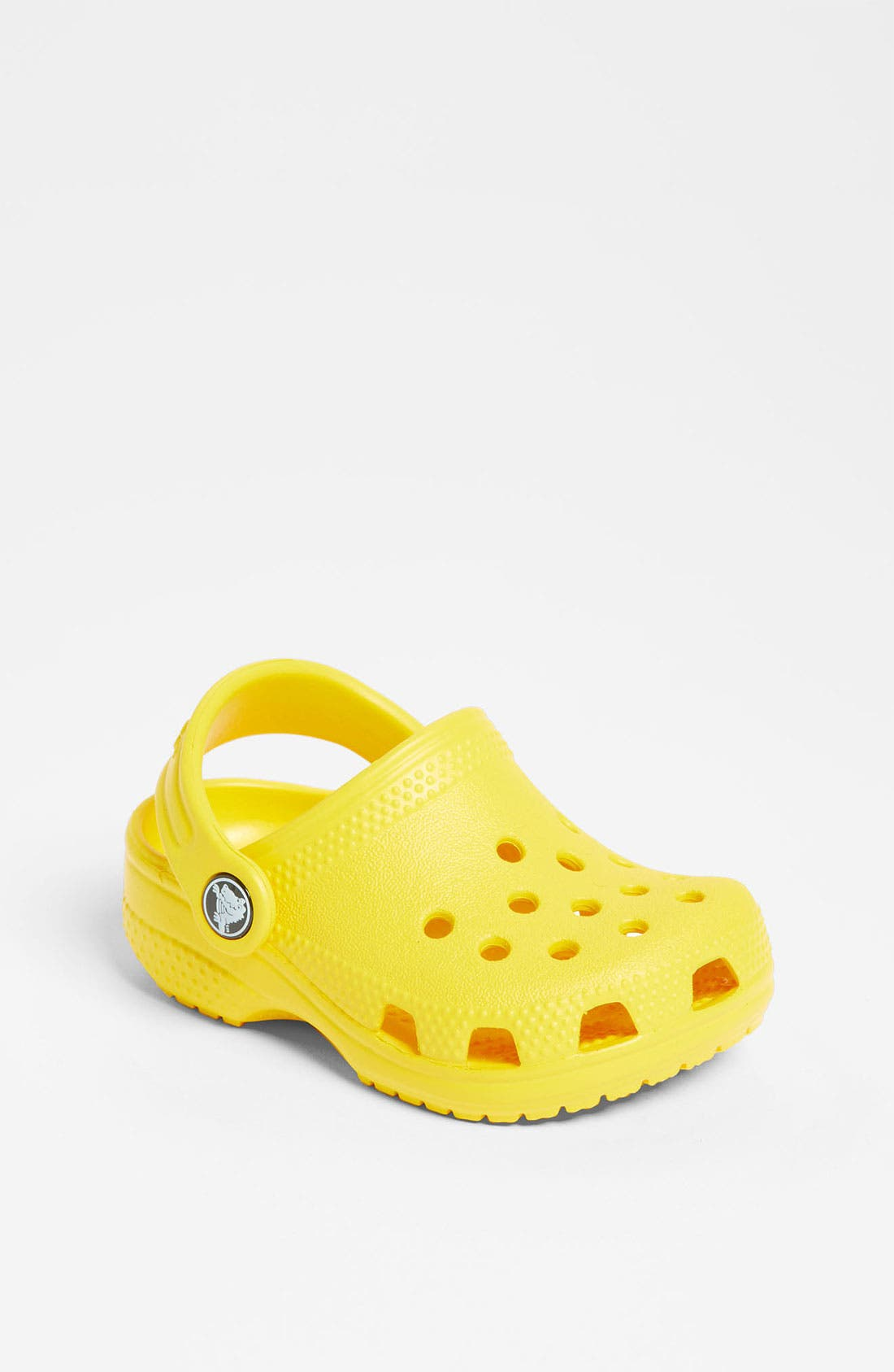 Alternate Image 1 Selected - CROCS™ 'Littles' Slip-On (Baby)