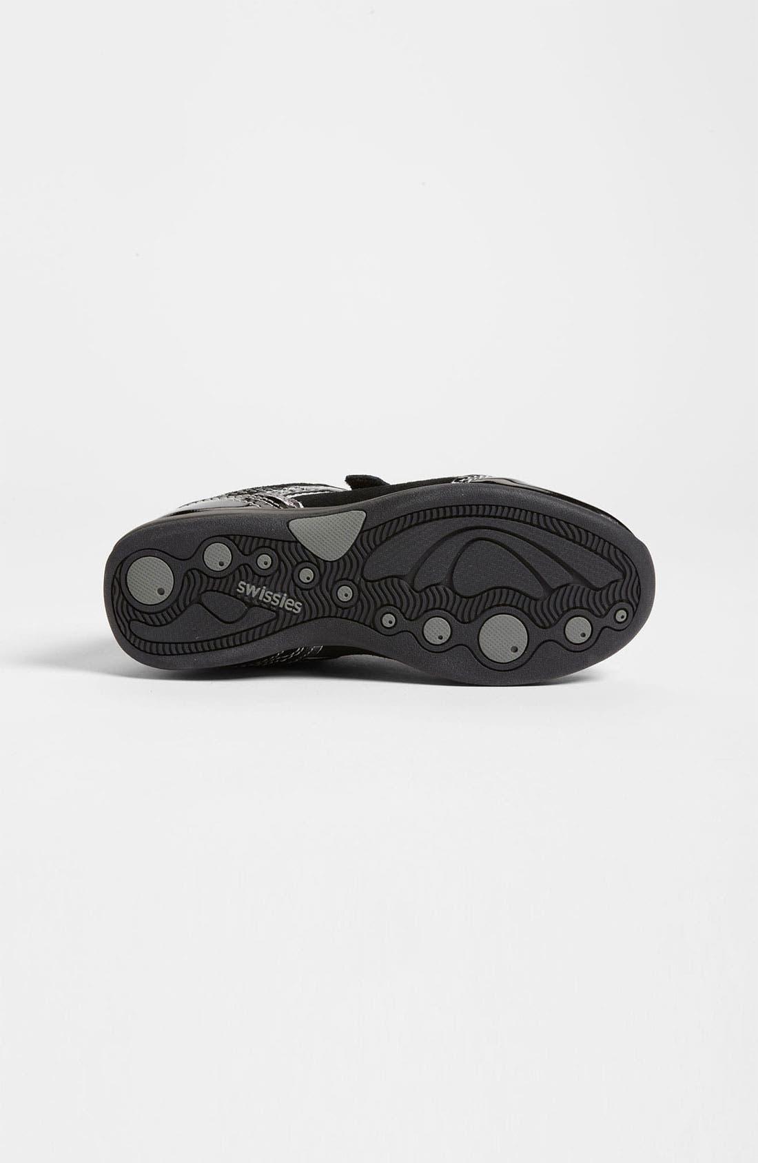 Alternate Image 4  - Swissies 'Cathy' Sneaker (Toddler, Little Kid & Big Kid)