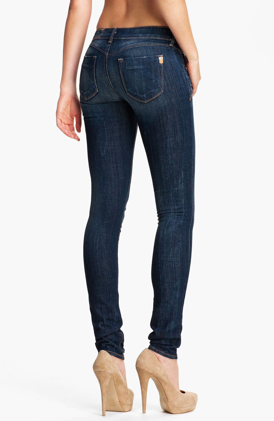 Alternate Image 2  - Siwy 'Leona' Skinny Stretch Jeans (Rhythm of the Rain)