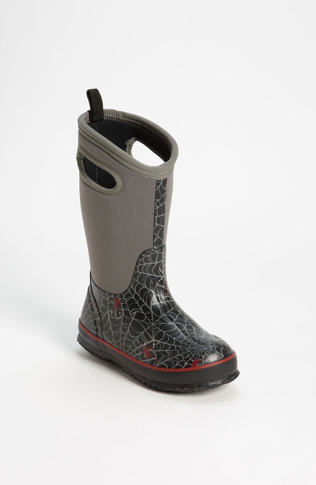 Alternate Image 1 Selected - Bogs 'Classic High - Spiders' Waterproof Boot (Toddler, Little Kid, & Big Kid)