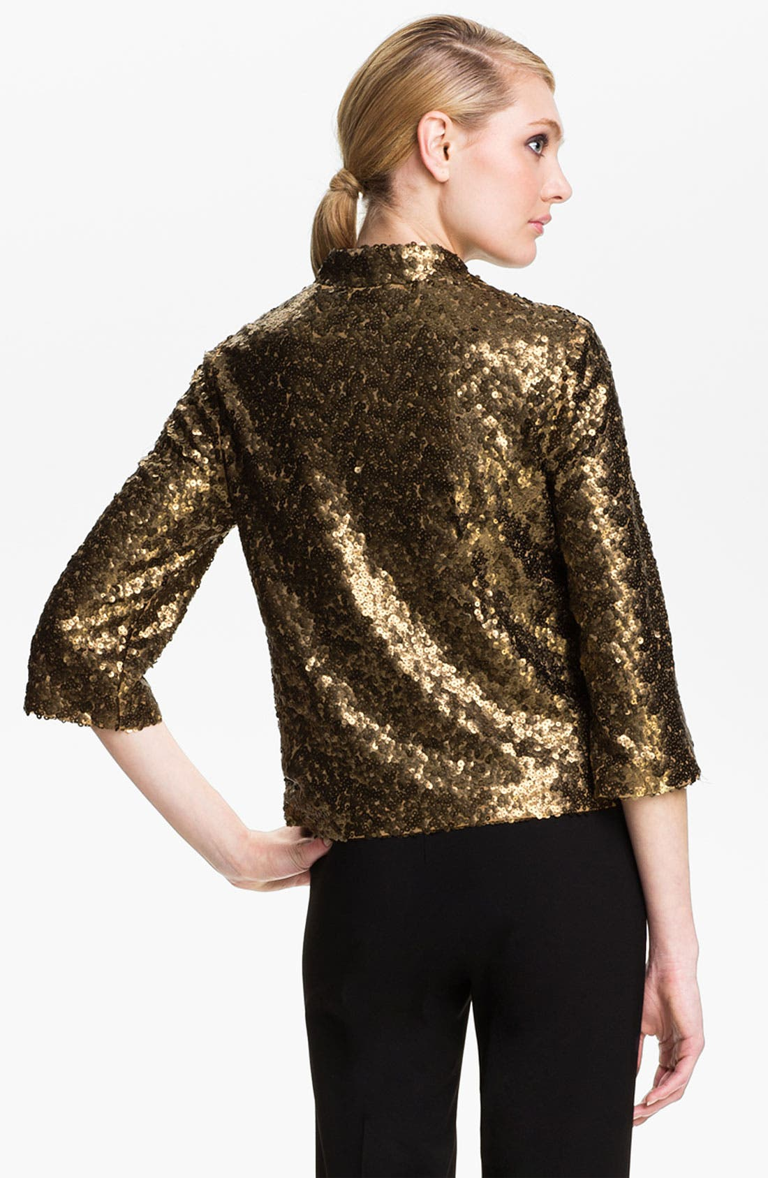 Alternate Image 2  - Alberto Makali Sequin Jacket